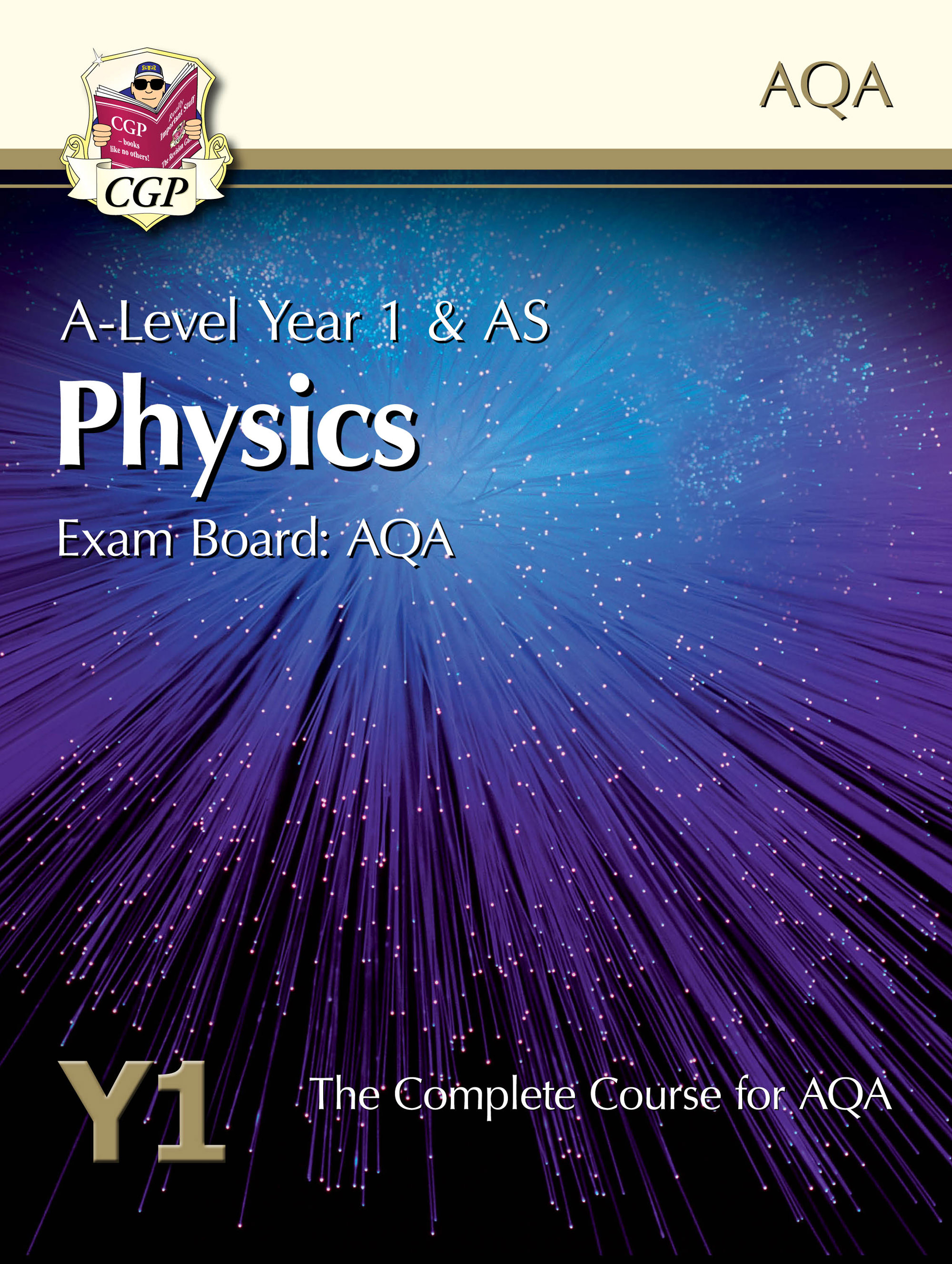 PATB52DK - A-Level Physics for AQA: Year 1 & AS Student Book