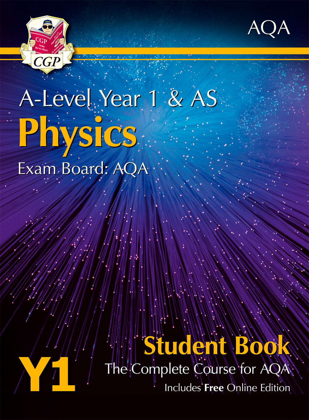 PATB53 - A-Level Physics for AQA: Year 1 & AS Student Book