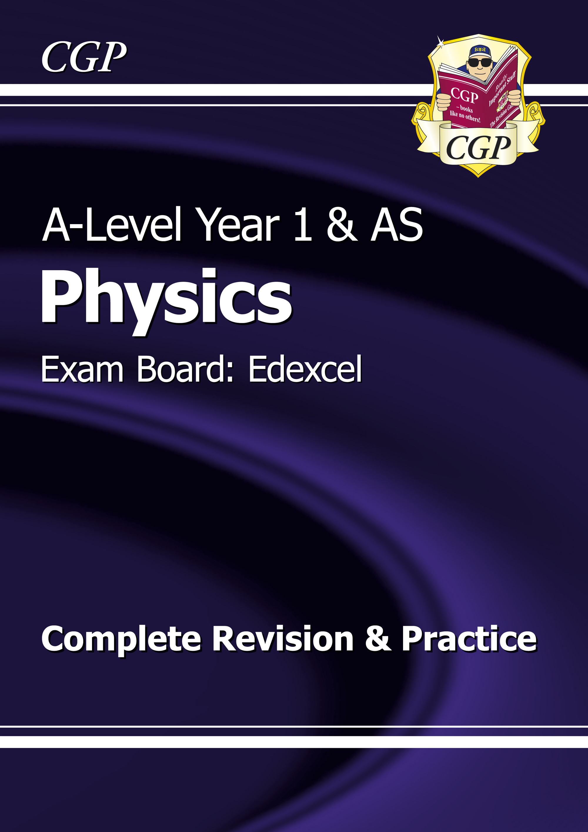 PER53DK - A-Level Physics: Edexcel Year 1 & AS Complete Revision & Practice