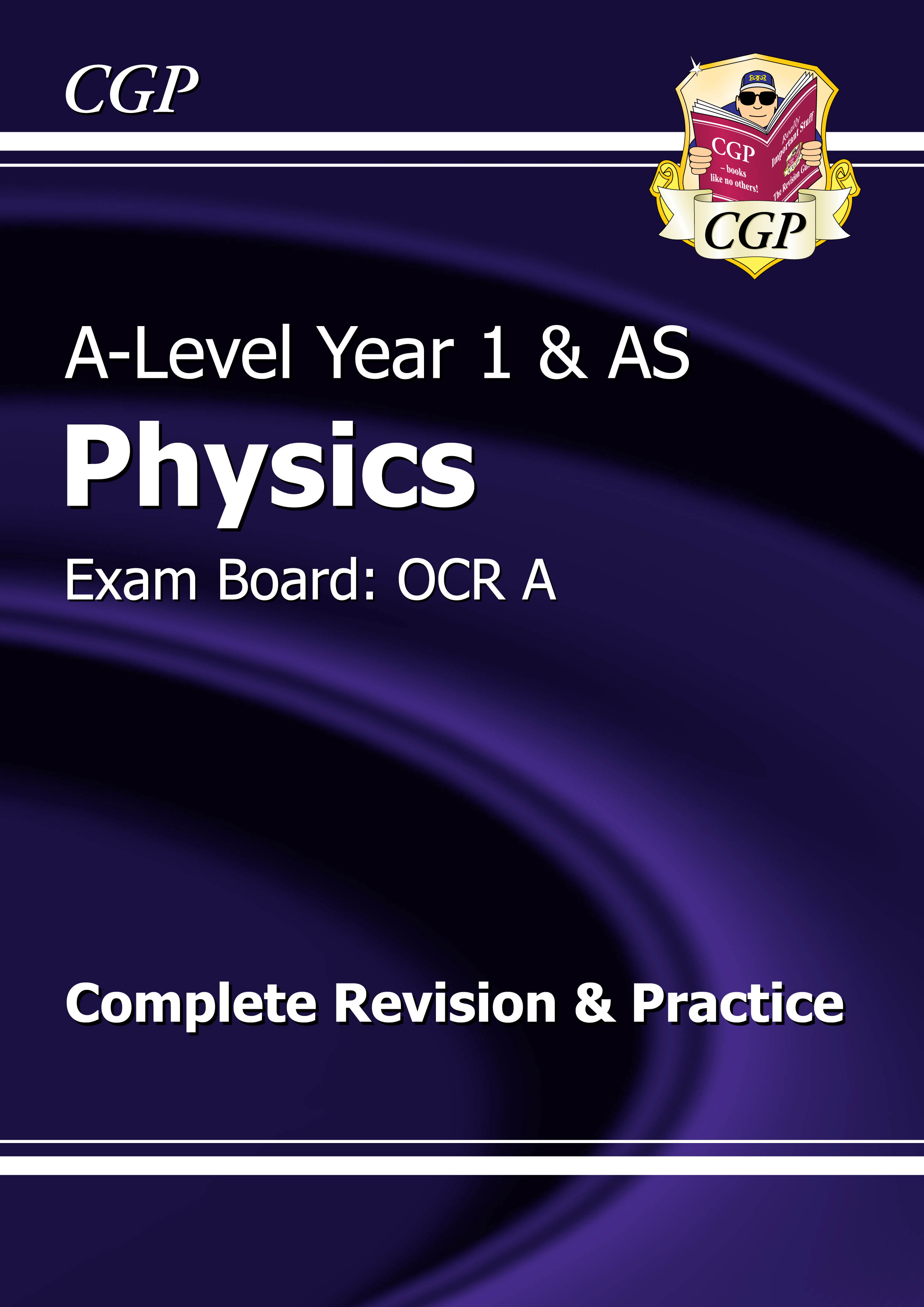 PRAR53DK - A-Level Physics: OCR A Year 1 & AS Complete Revision & Practice