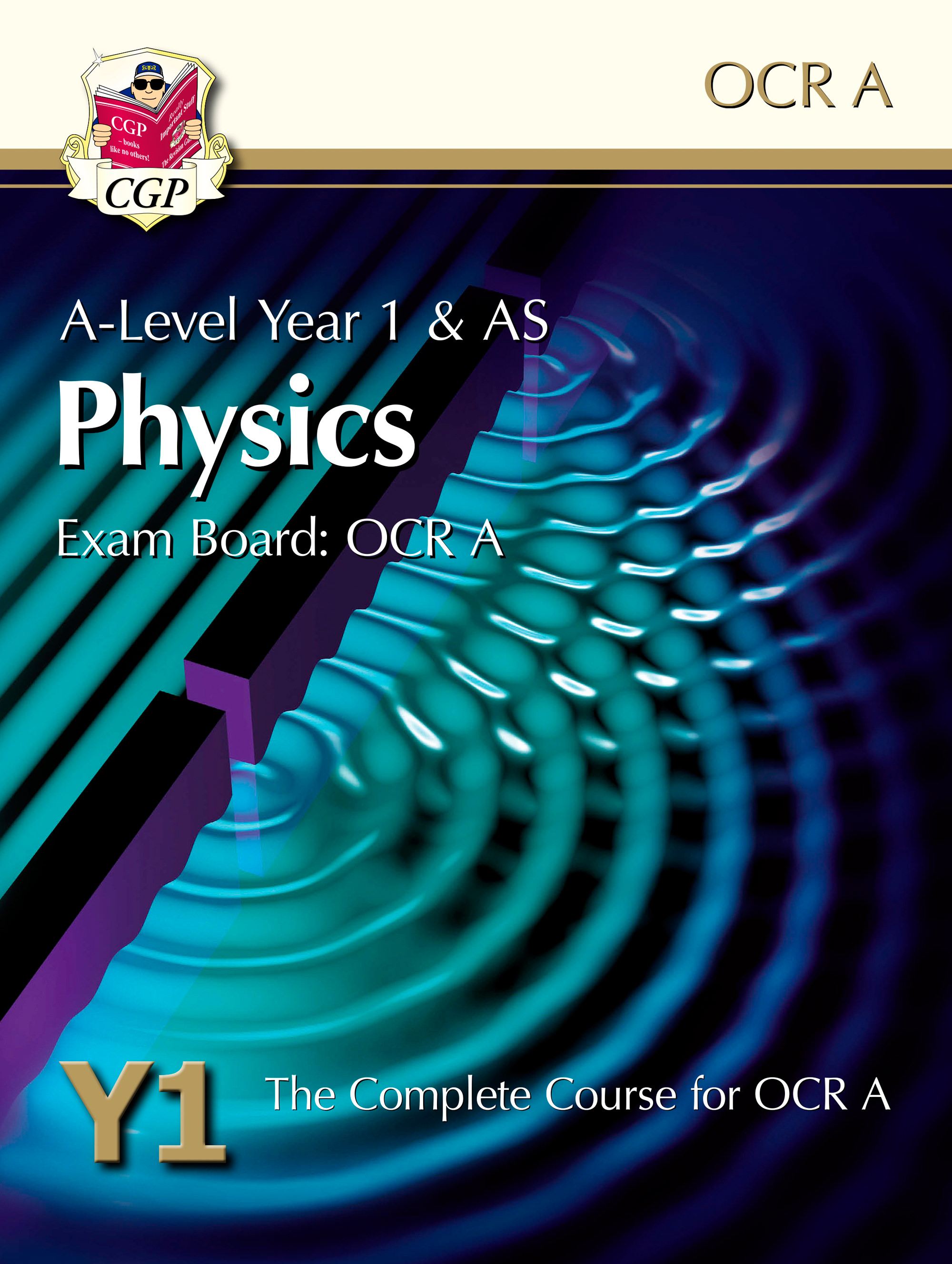PRATB51DK - New A-Level Physics for OCR A: Year 1 & AS Student Book