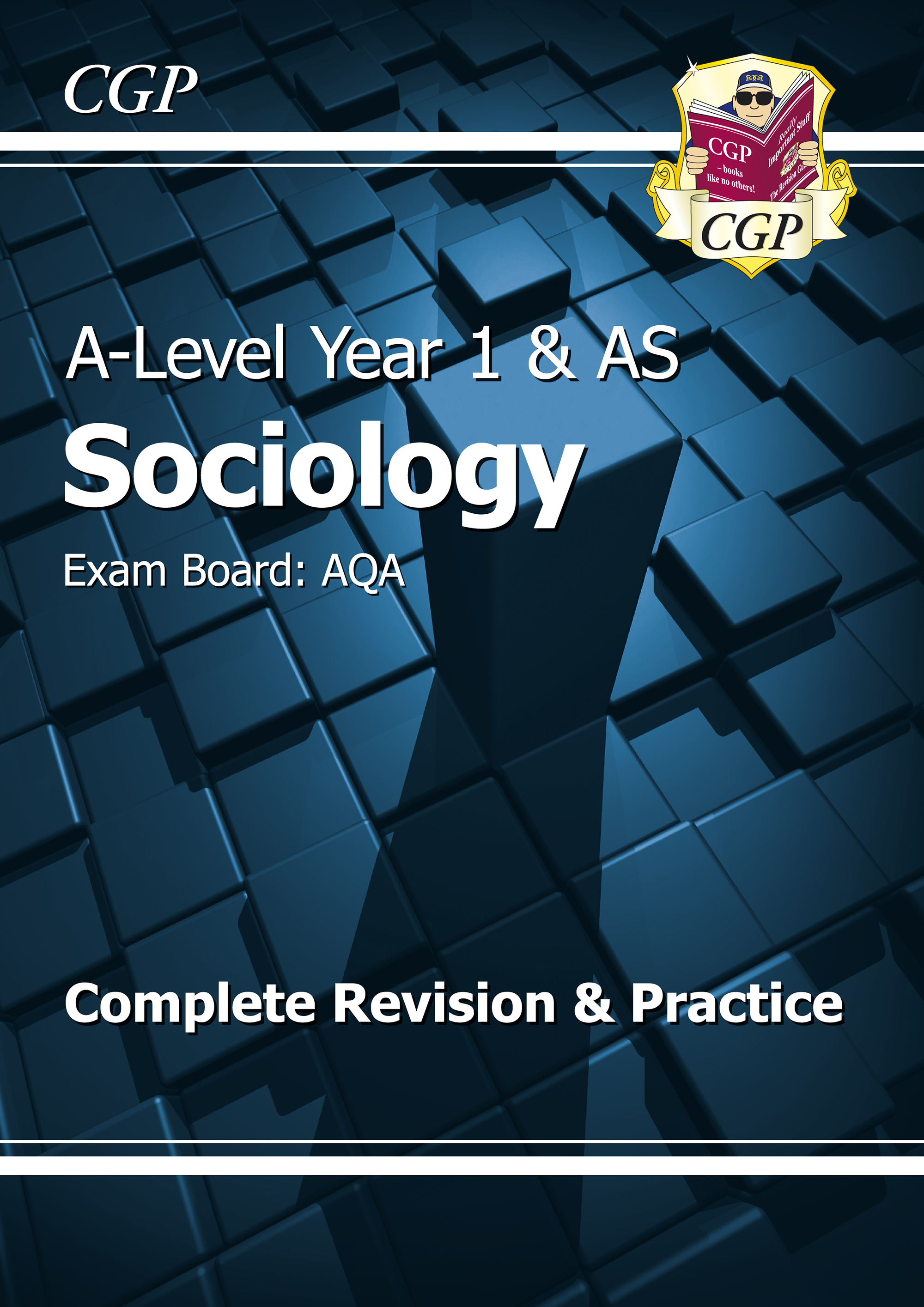 SYAR54 - A-Level Sociology: AQA Year 1 & AS Complete Revision & Practice