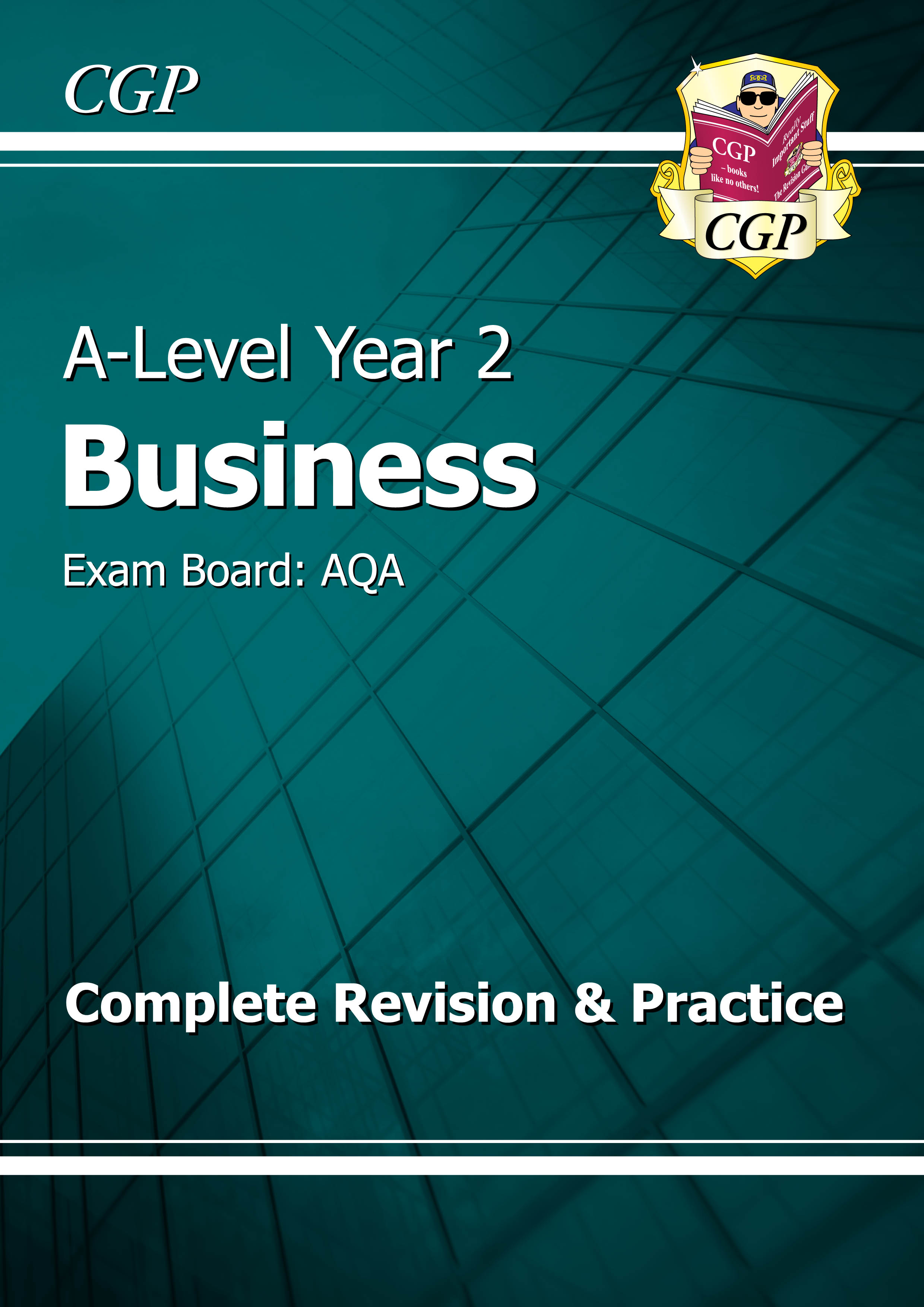 BUAR63DK - A-Level Business: AQA Year 2 Complete Revision & Practice