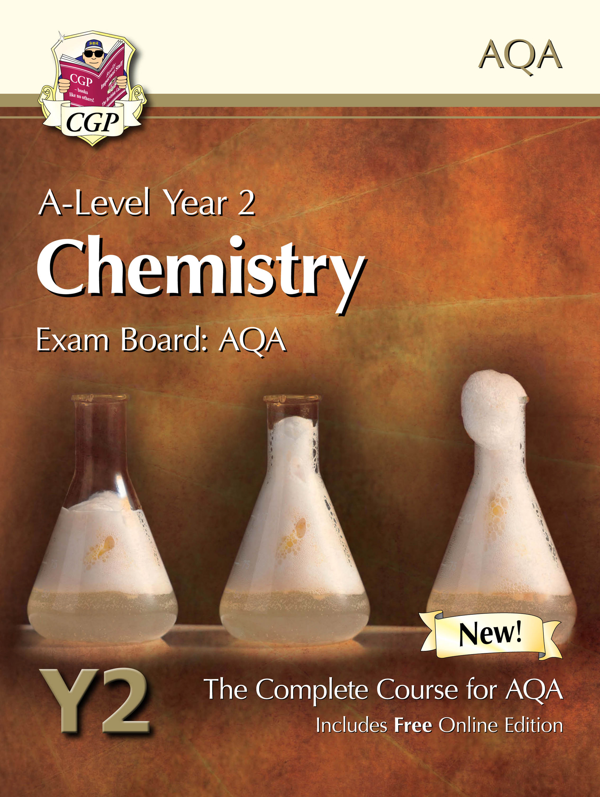 CATB62DK - A-Level Chemistry for AQA: Year 2 Student Book