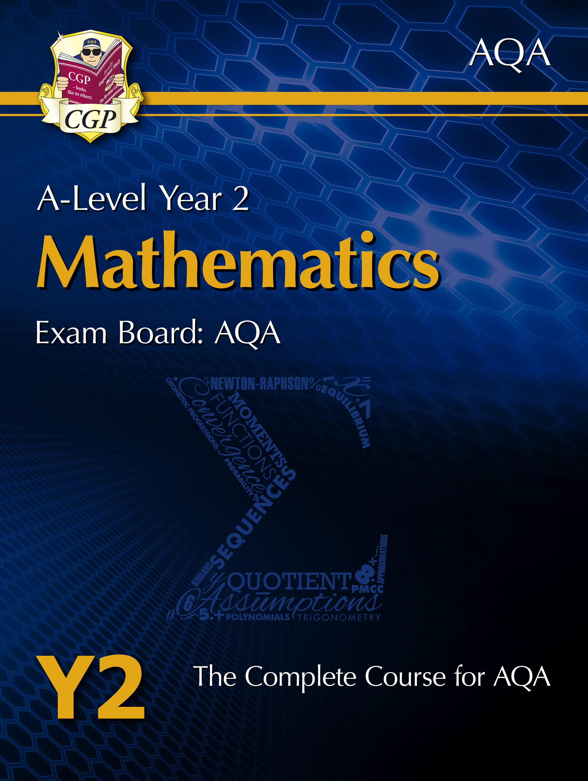 MAT61DK - New A-Level Maths for AQA: Year 2 Student Book
