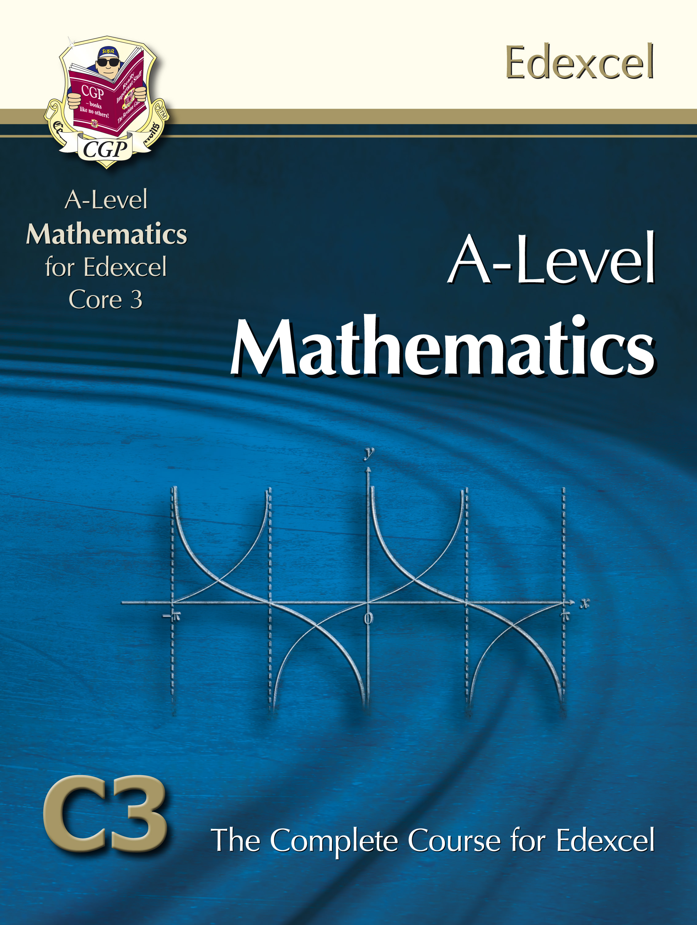 MEC3T61DK - A2-Level Maths for Edexcel - Core 3: Student Book