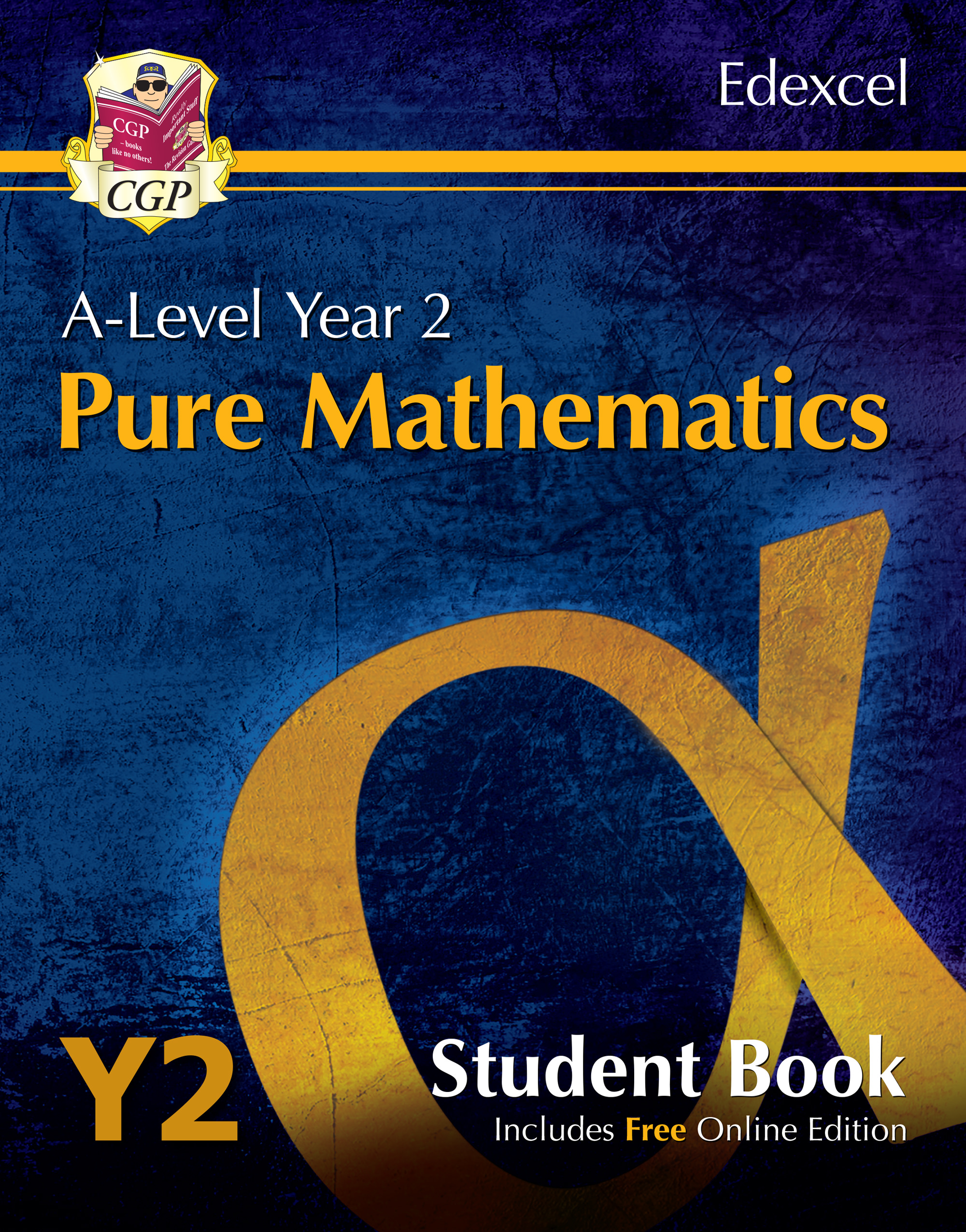 MEPMT61 - New A-Level Maths for Edexcel: Pure Mathematics - Year 2 Student Book (with Online Edition