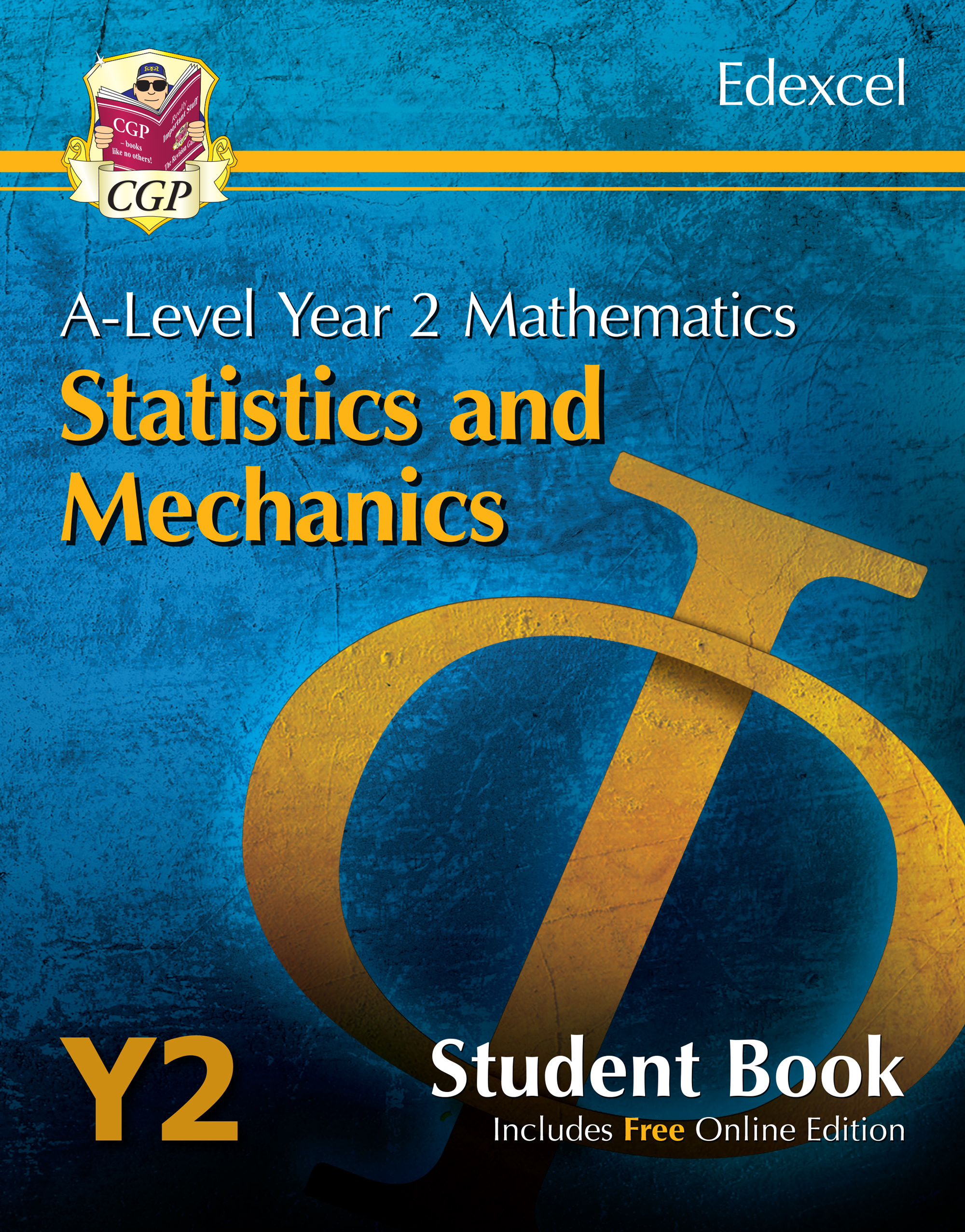MESMT61 - New A-Level Maths for Edexcel: Statistics & Mechanics - Year 2 Student Book (with Online E