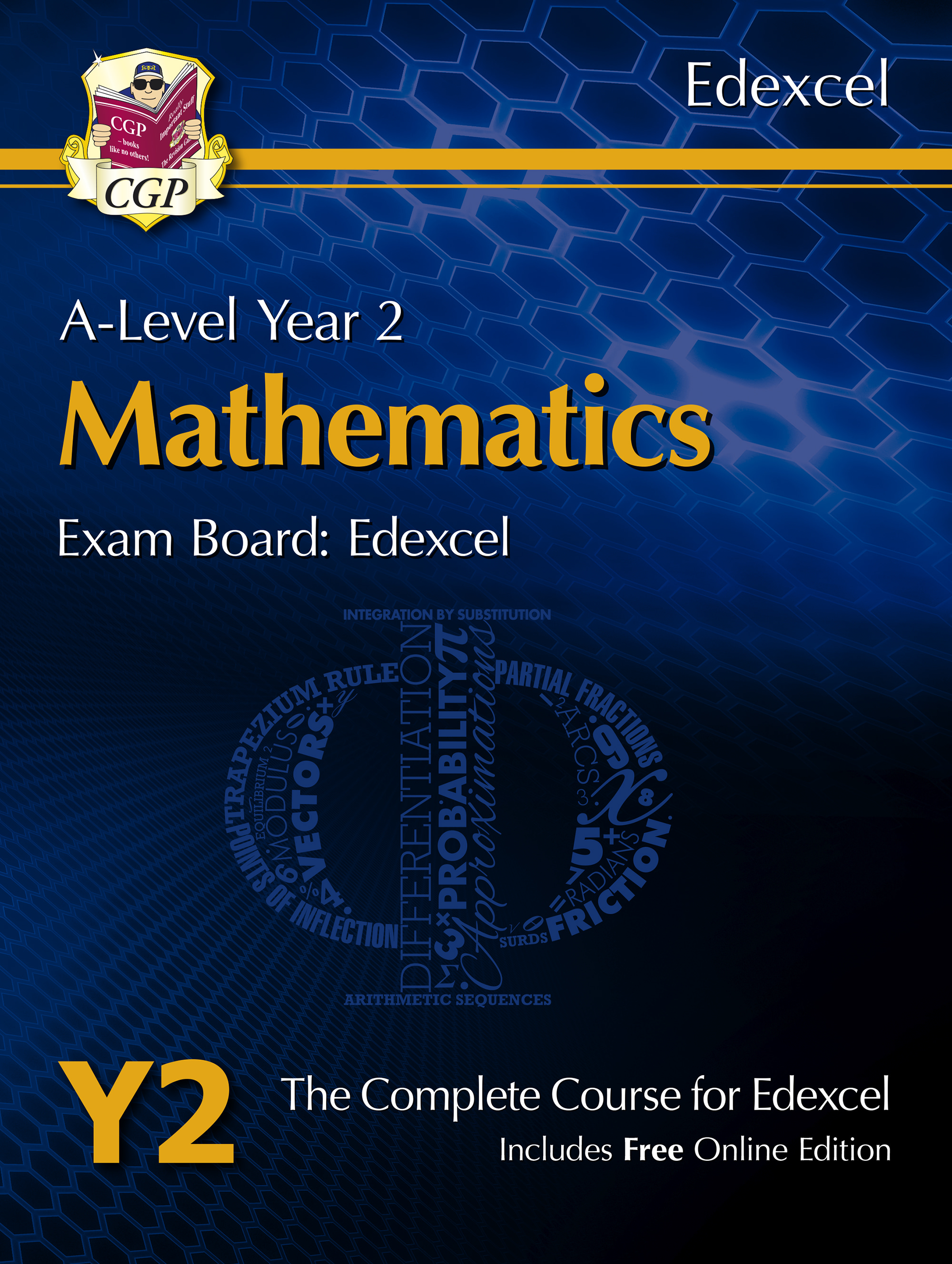 MET61 - New A-Level Maths for Edexcel: Year 2 Student Book with Online Edition