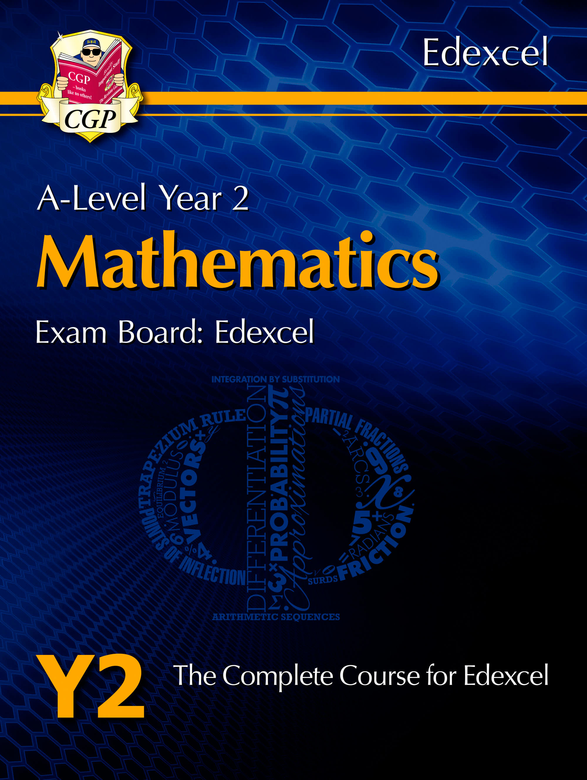 MET61DK - New A-Level Maths for Edexcel: Year 2 Student Book