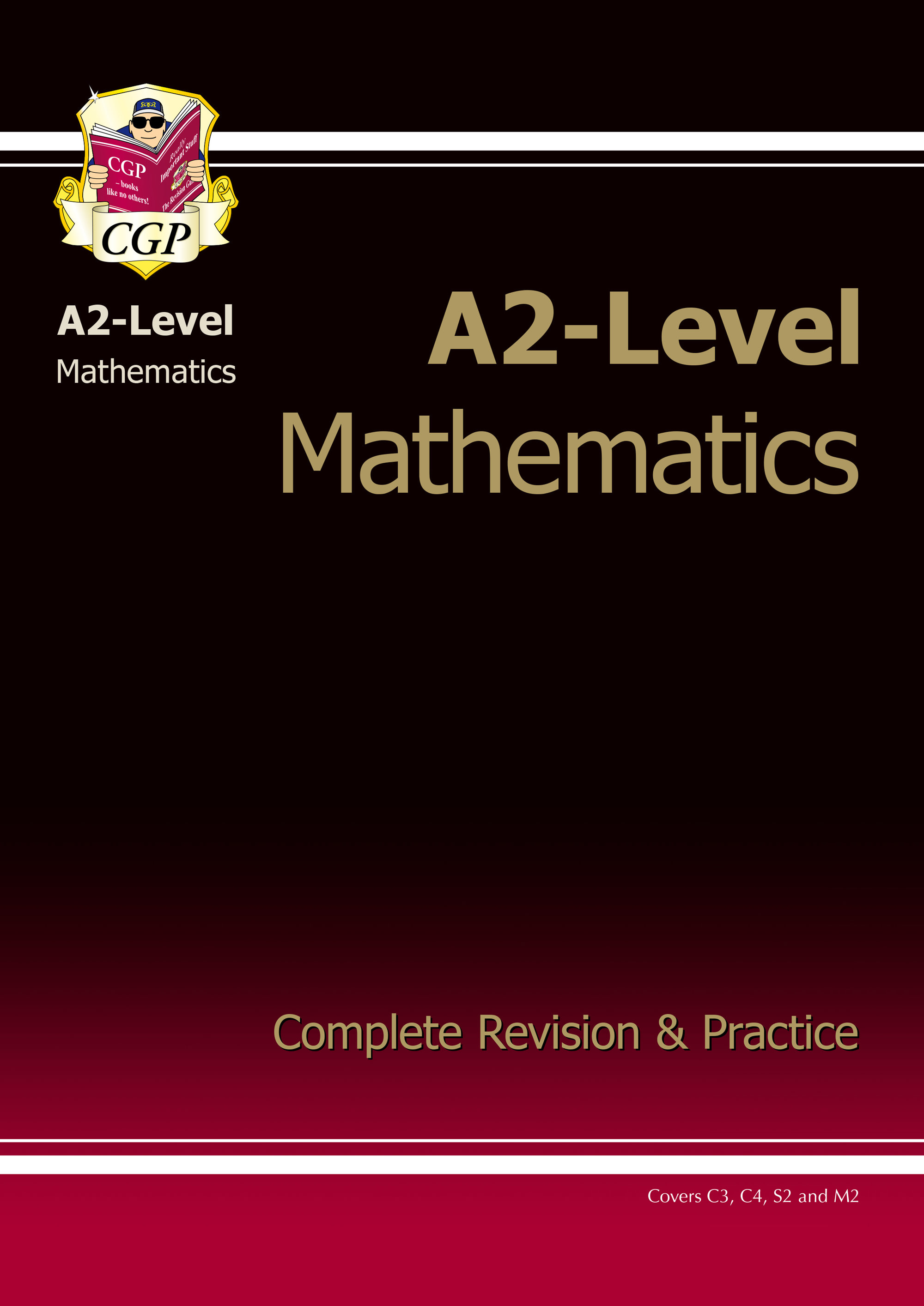 MHR61DK - A2-Level Maths Complete Revision & Practice