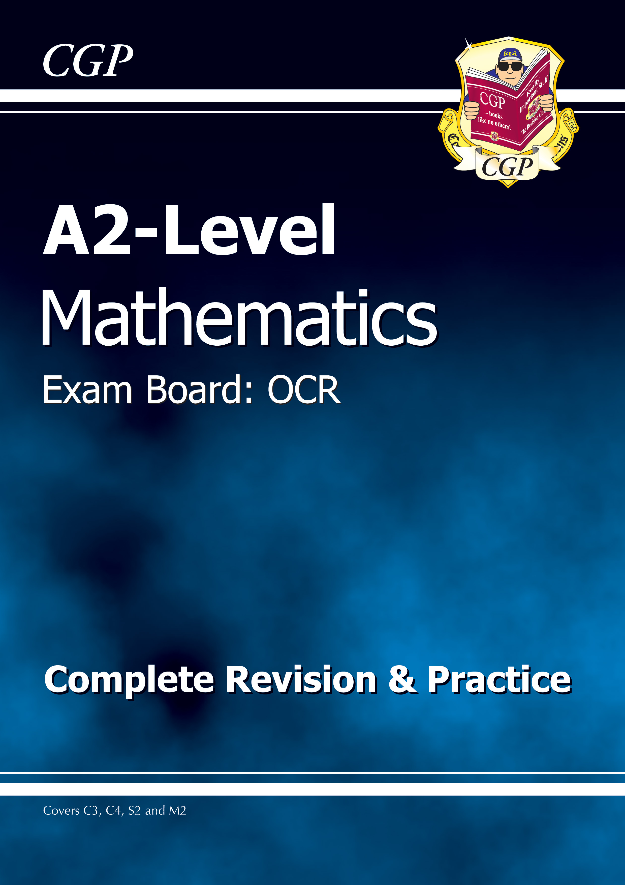 MRAR61DK - A2-Level Maths OCR Complete Revision & Practice