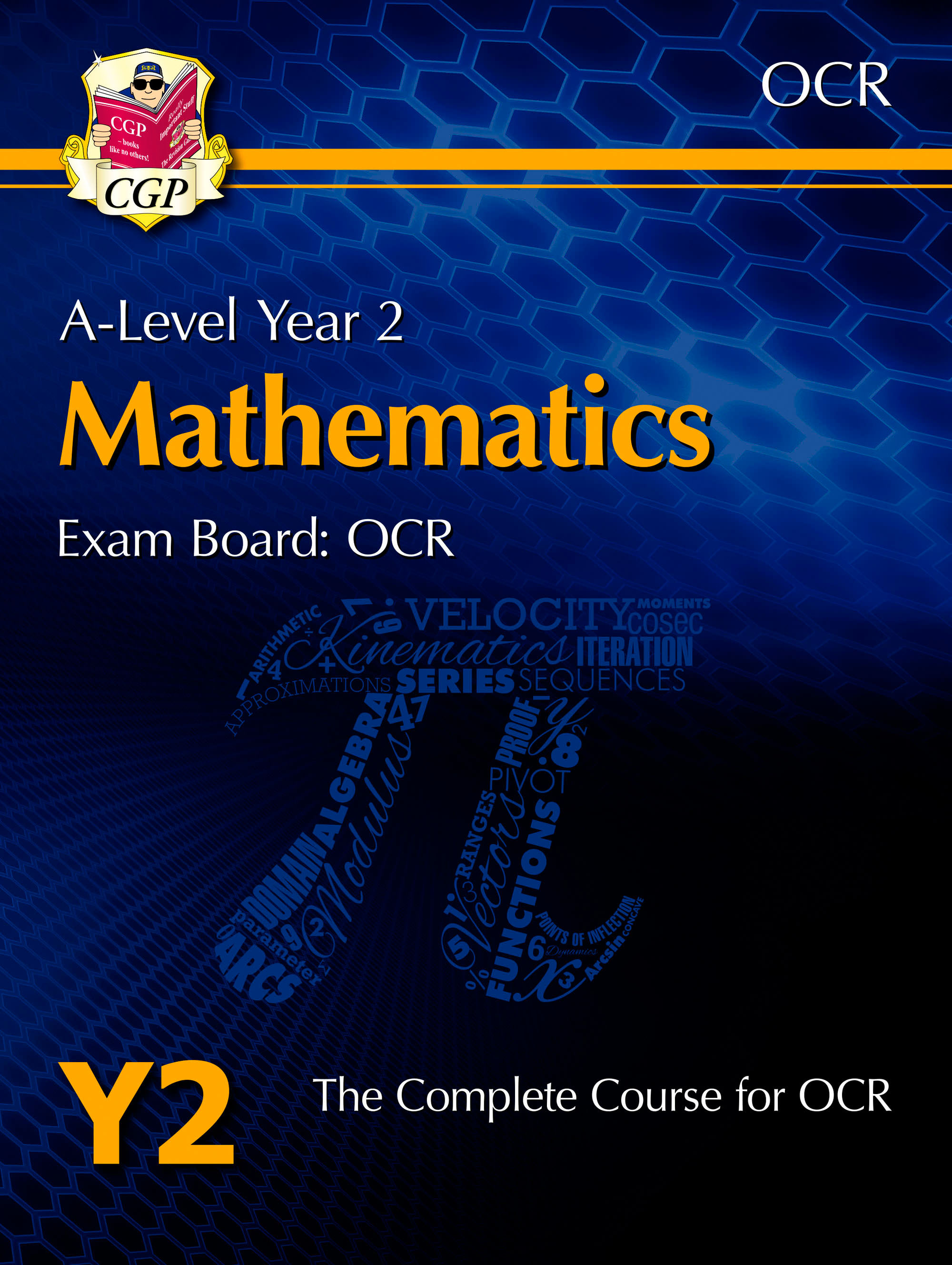 MRT61DK - New A-Level Maths for OCR: Year 2 Student Book