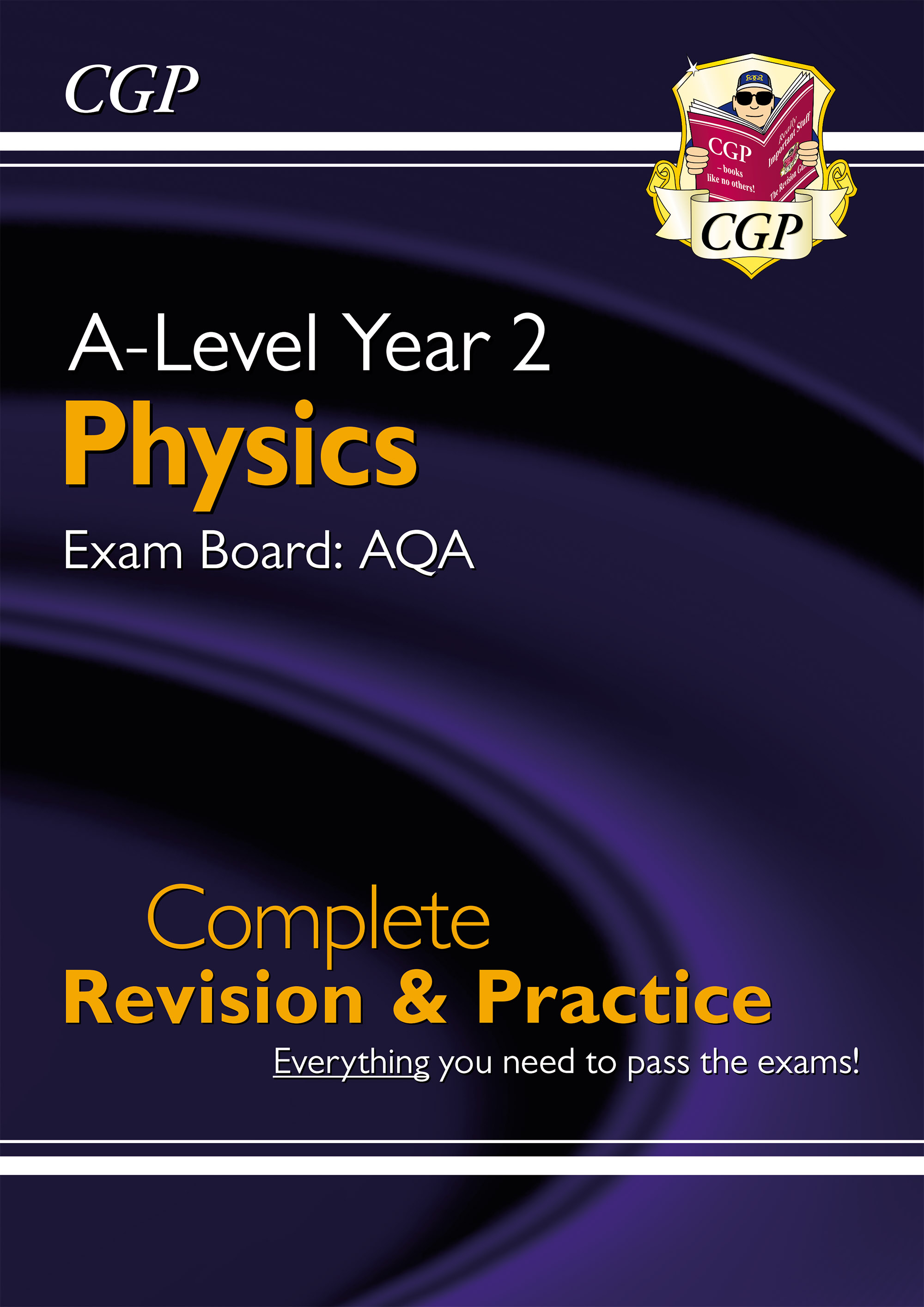 PAR63DK - New A-Level Physics: AQA Year 2 Complete Revision & Practice