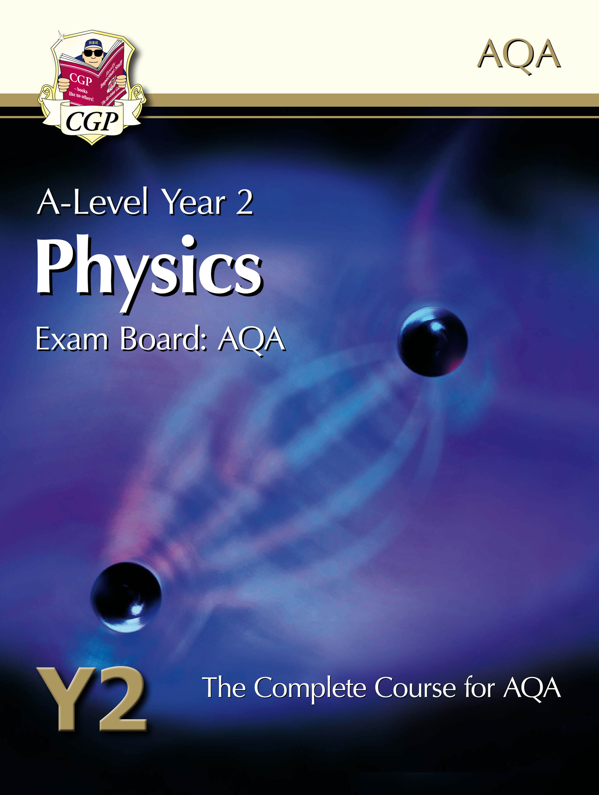 PATB62DK - A-Level Physics for AQA: Year 2 Student Book