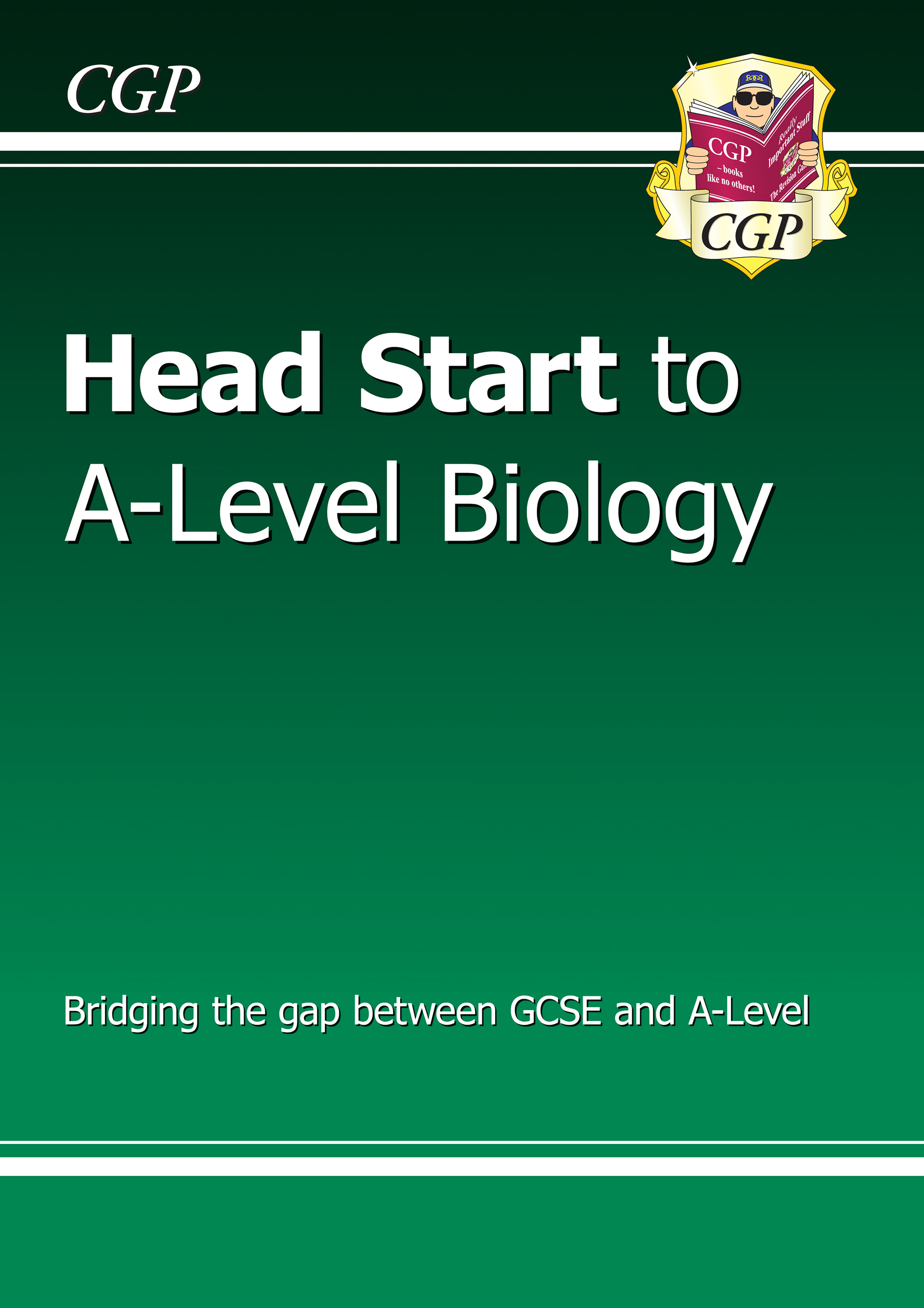 BBR71 - Head Start to A-level Biology