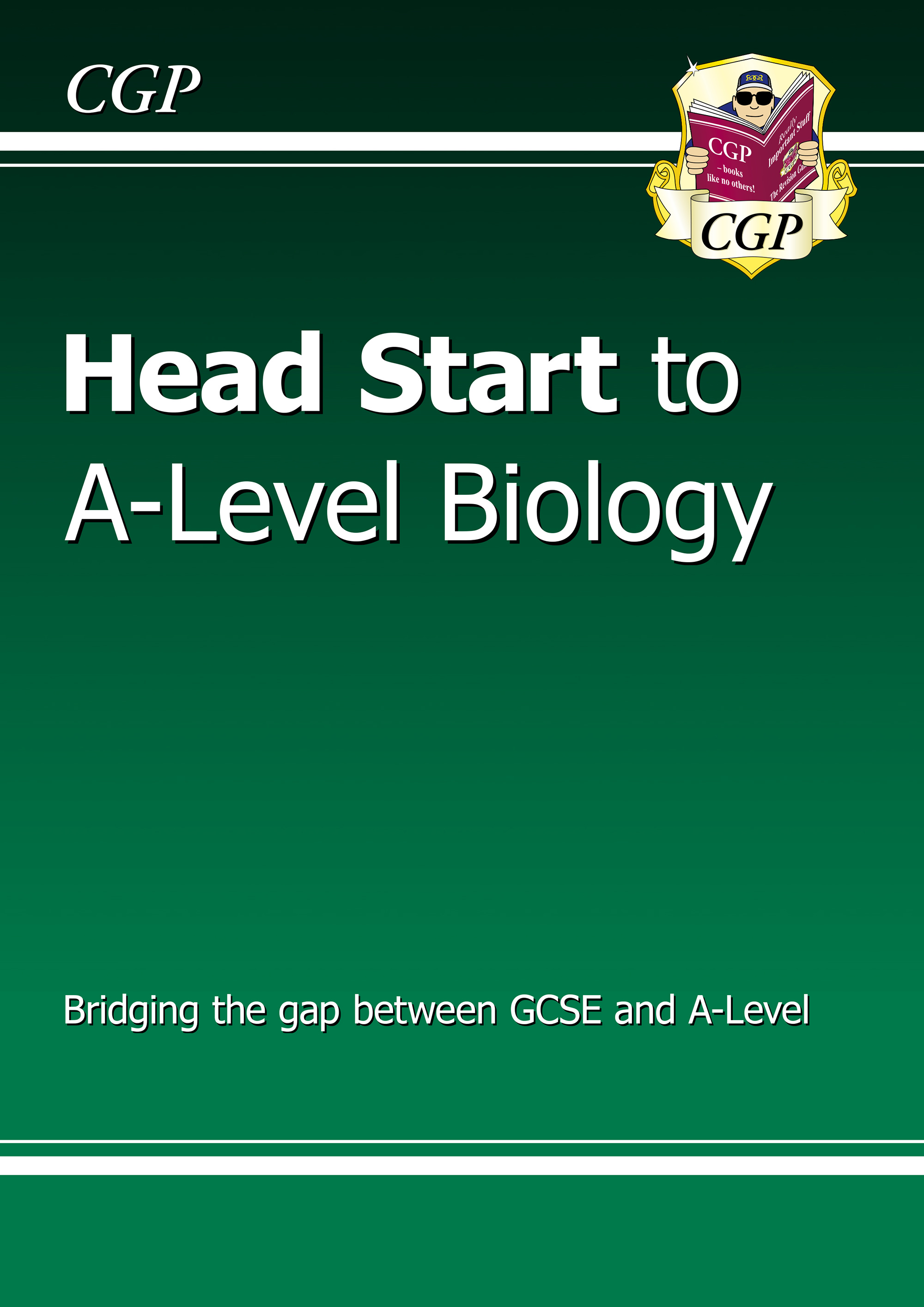 BBR71DK - New Head Start to A-level Biology