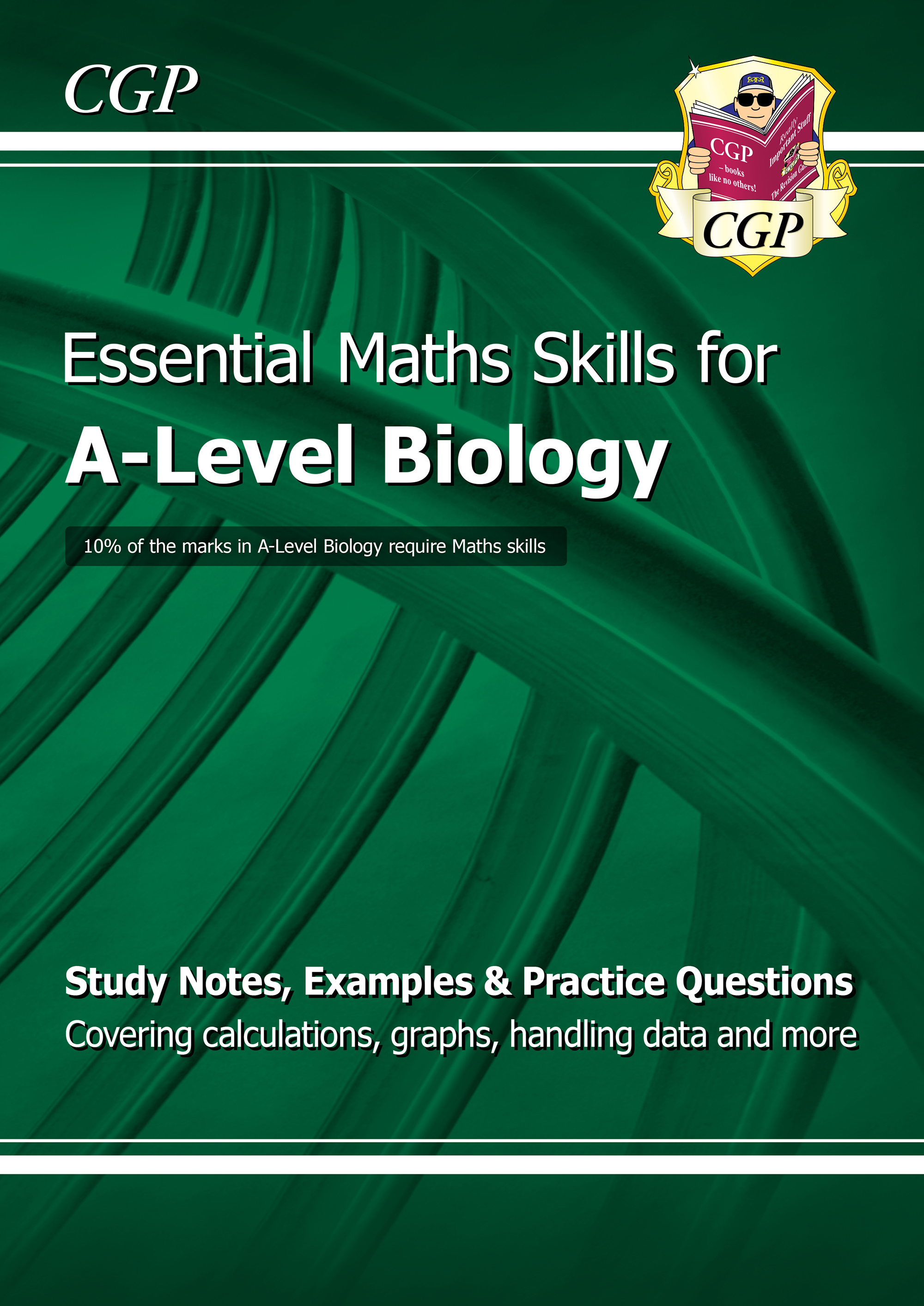 BMR71DK - A-Level Biology: Essential Maths Skills