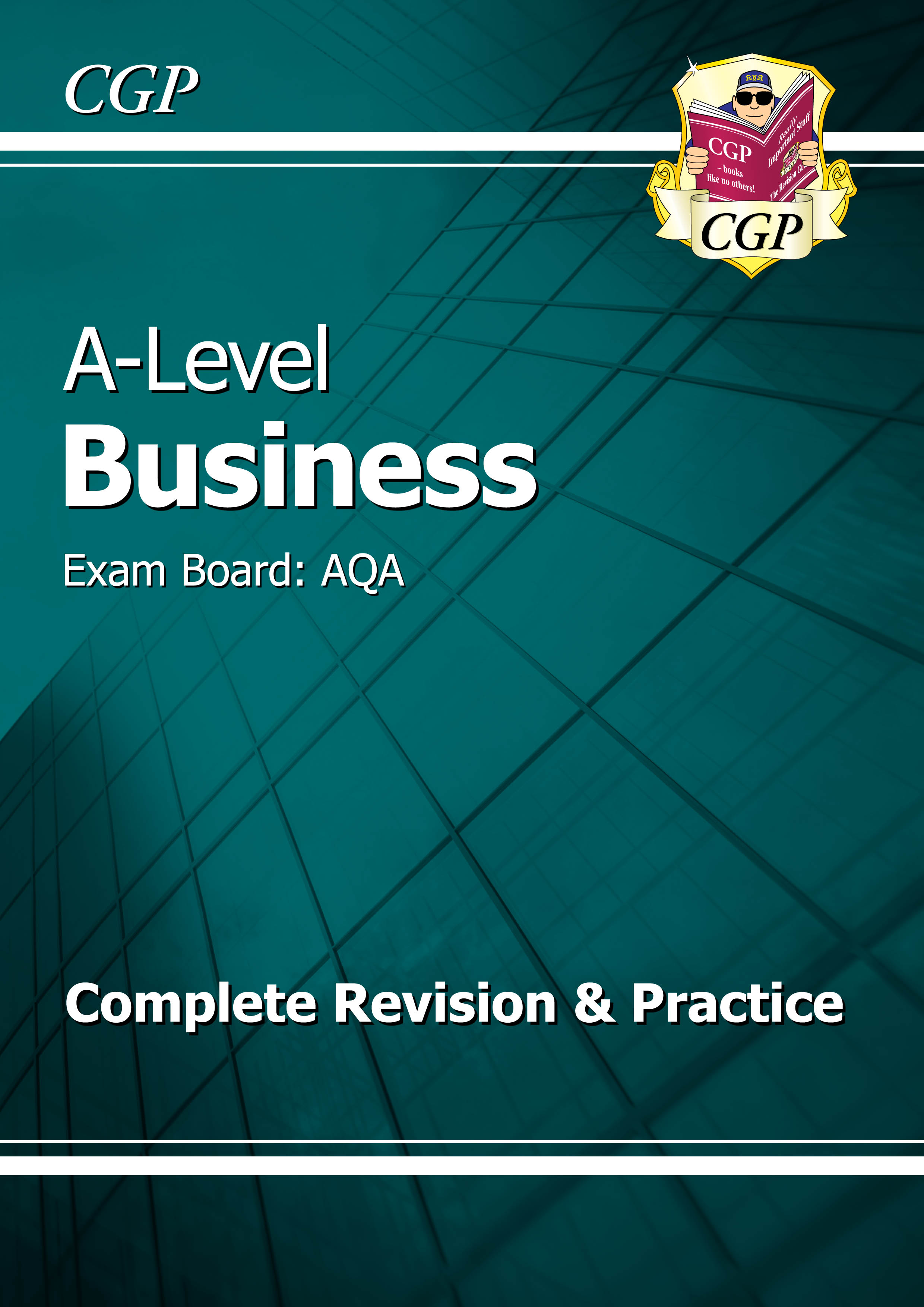 BUAR72DK - A-Level Business: AQA Year 1 & 2 Complete Revision & Practice