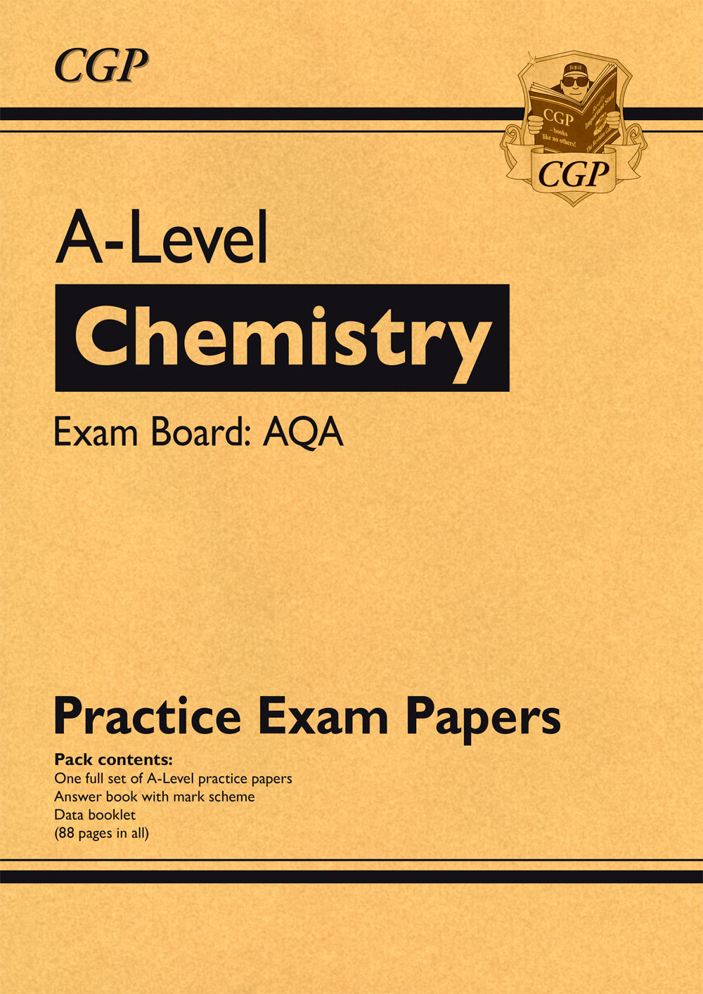 CAP71 - New A-Level Chemistry AQA Practice Papers
