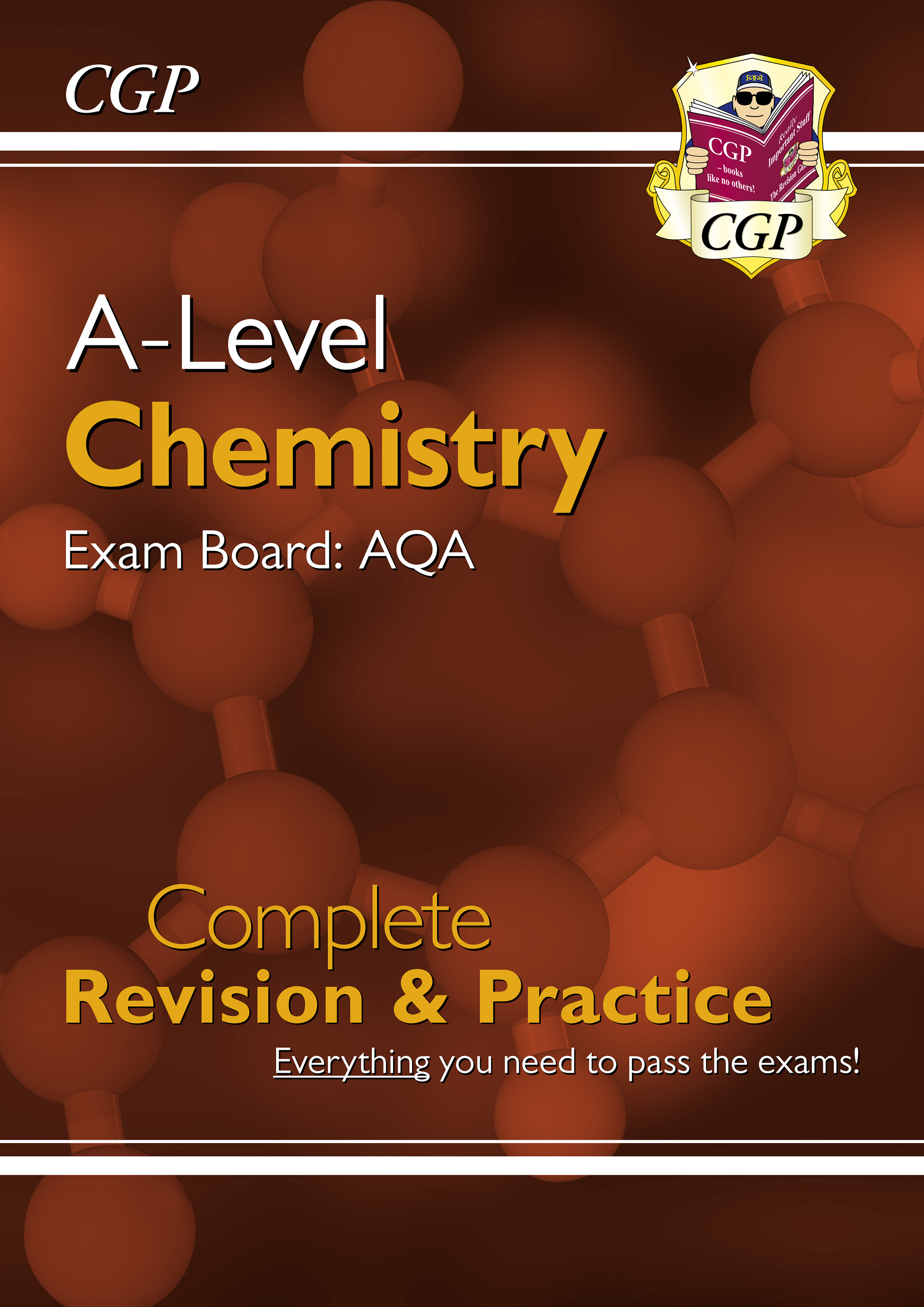 CAR73DK - New A-Level Chemistry for 2018: AQA Year 1 & 2 Complete Revision & Practice