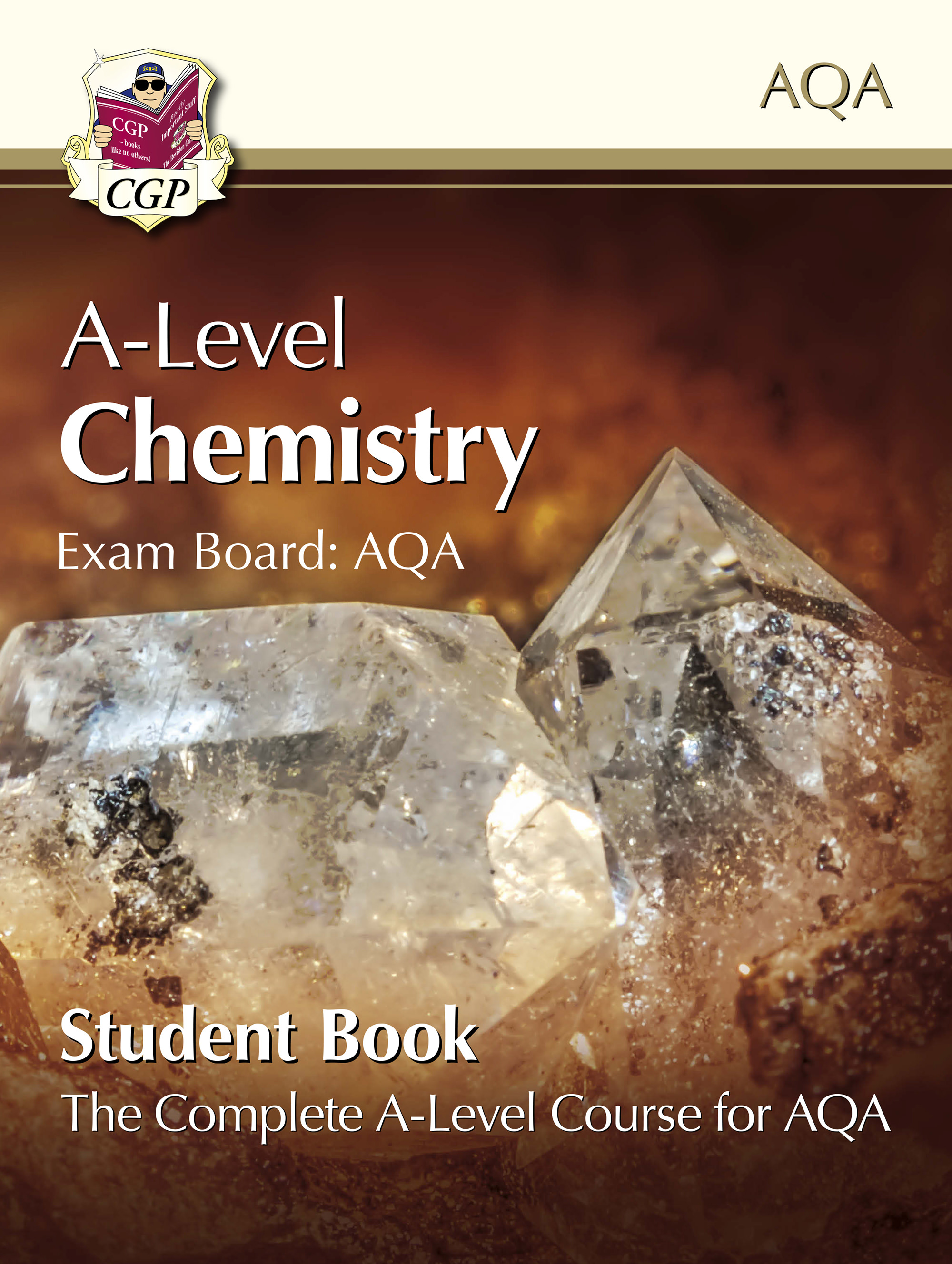 CATB72DK - New A-Level Chemistry for AQA: Year 1 & 2 Student Book