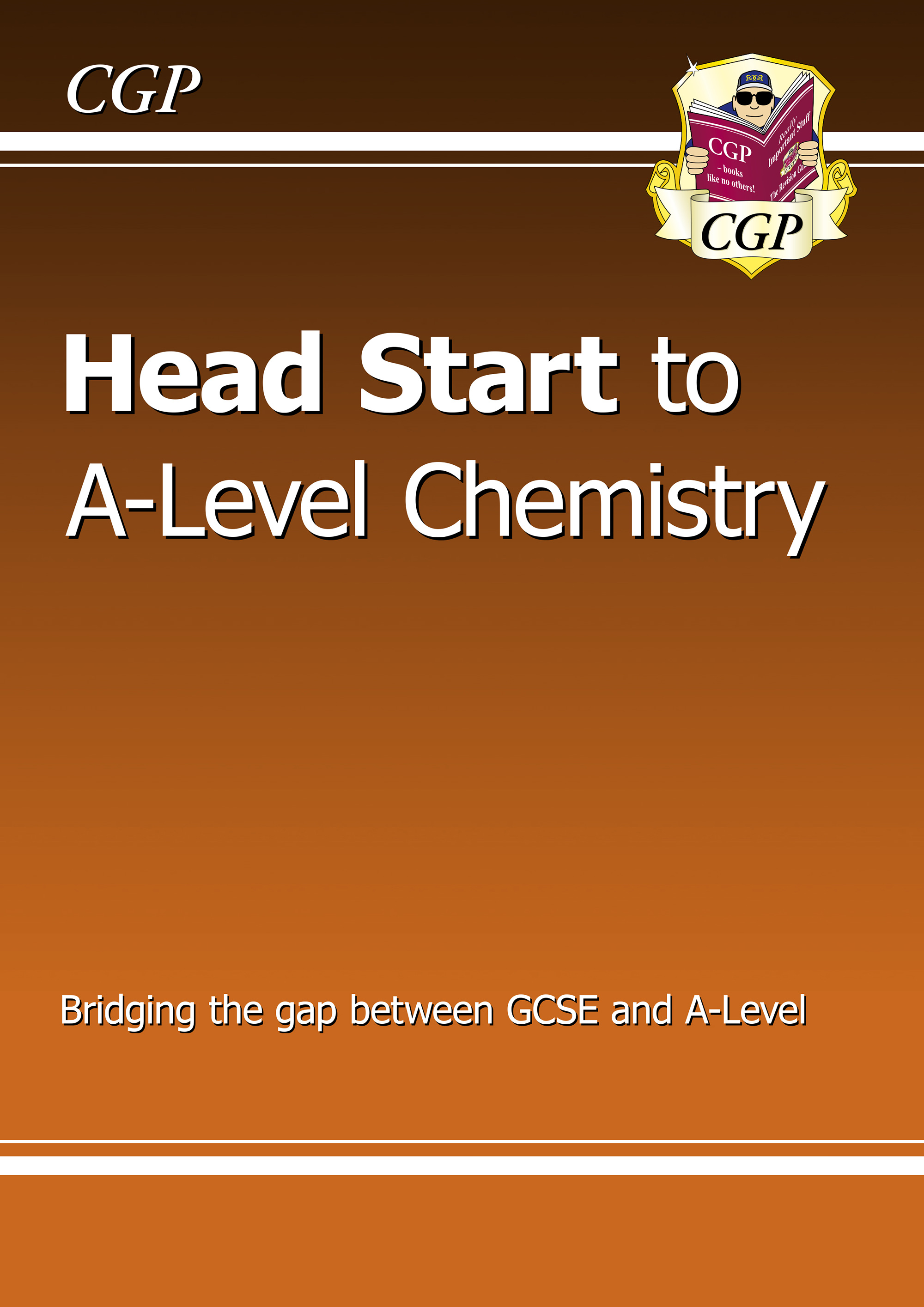 CBR71DK - New Head Start to A-level Chemistry