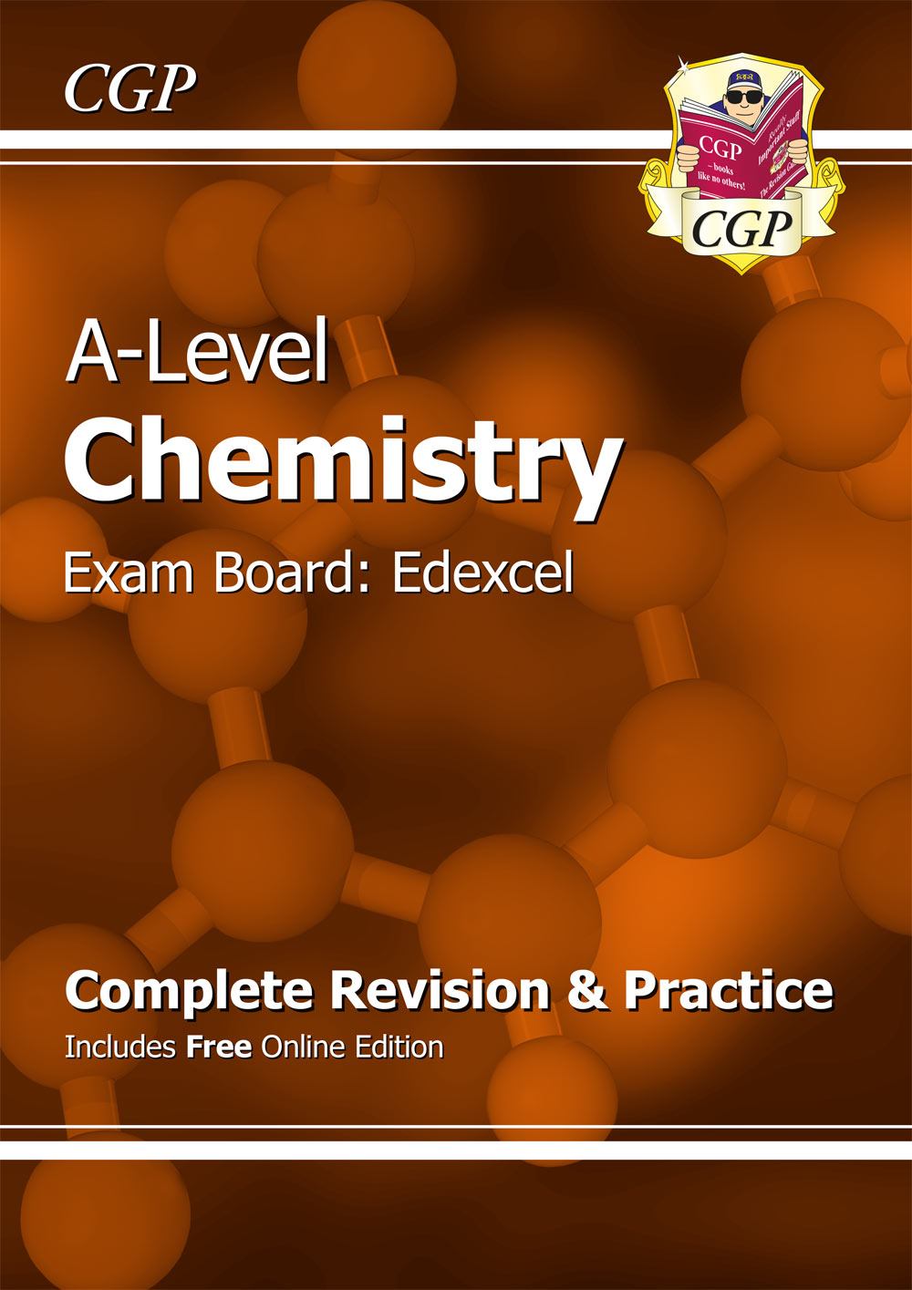 CER73 - A-Level Chemistry: Edexcel Year 1 & 2 Complete Revision & Practice with Online Edition
