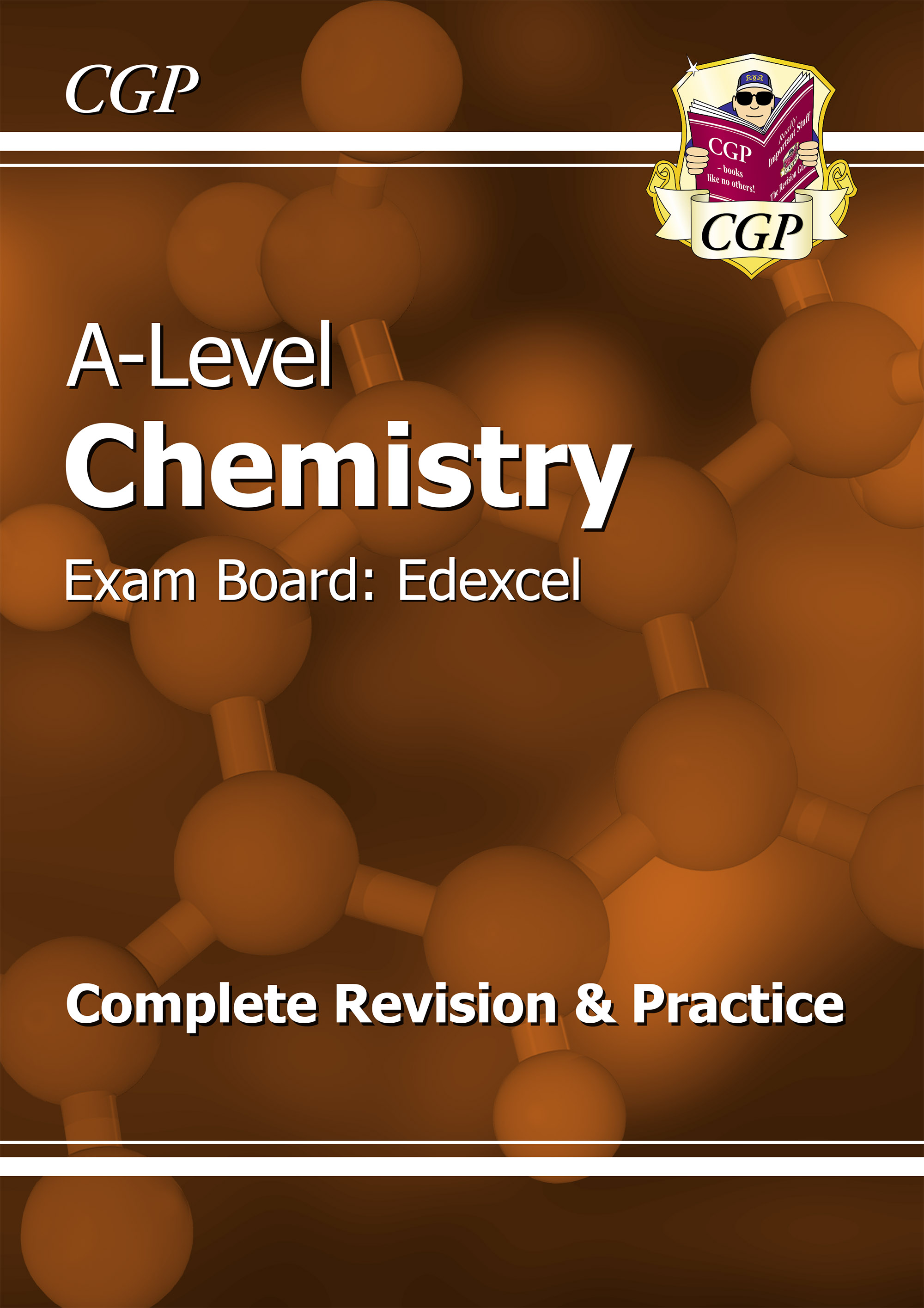 CER73DK - A-Level Chemistry: Edexcel Year 1 & 2 Complete Revision & Practice