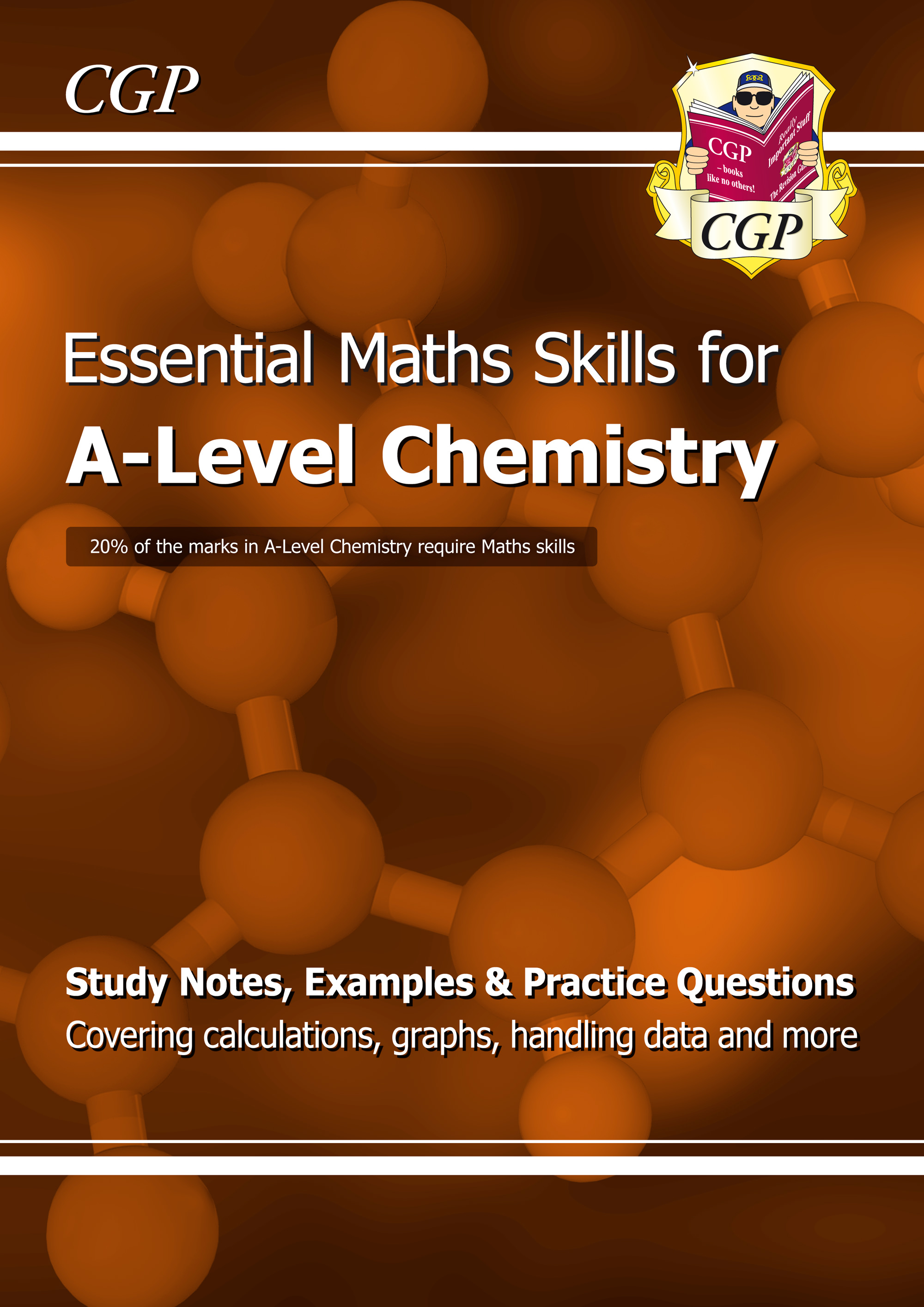 CMR71 - A-Level Chemistry: Essential Maths Skills