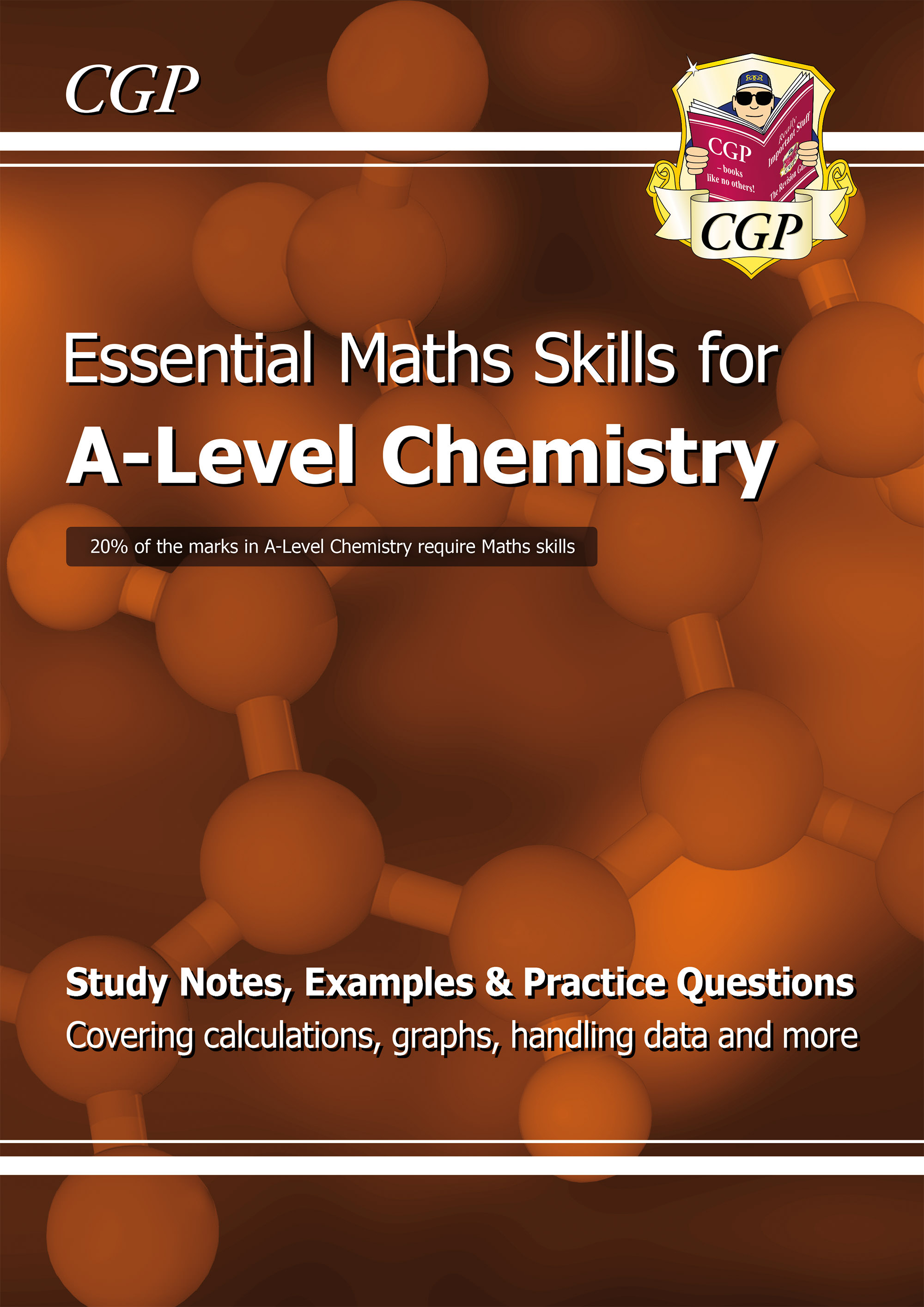 CMR71DK - A-Level Chemistry: Essential Maths Skills