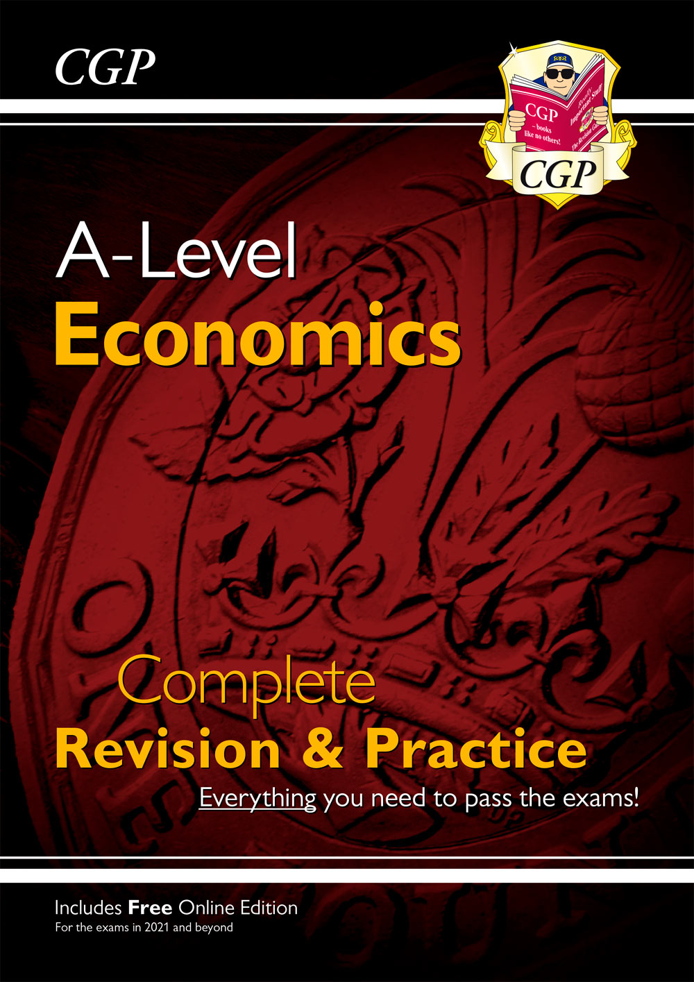EKHR72 - New A-Level Economics: Year 1 & 2 Complete Revision & Practice (with Online Edition)