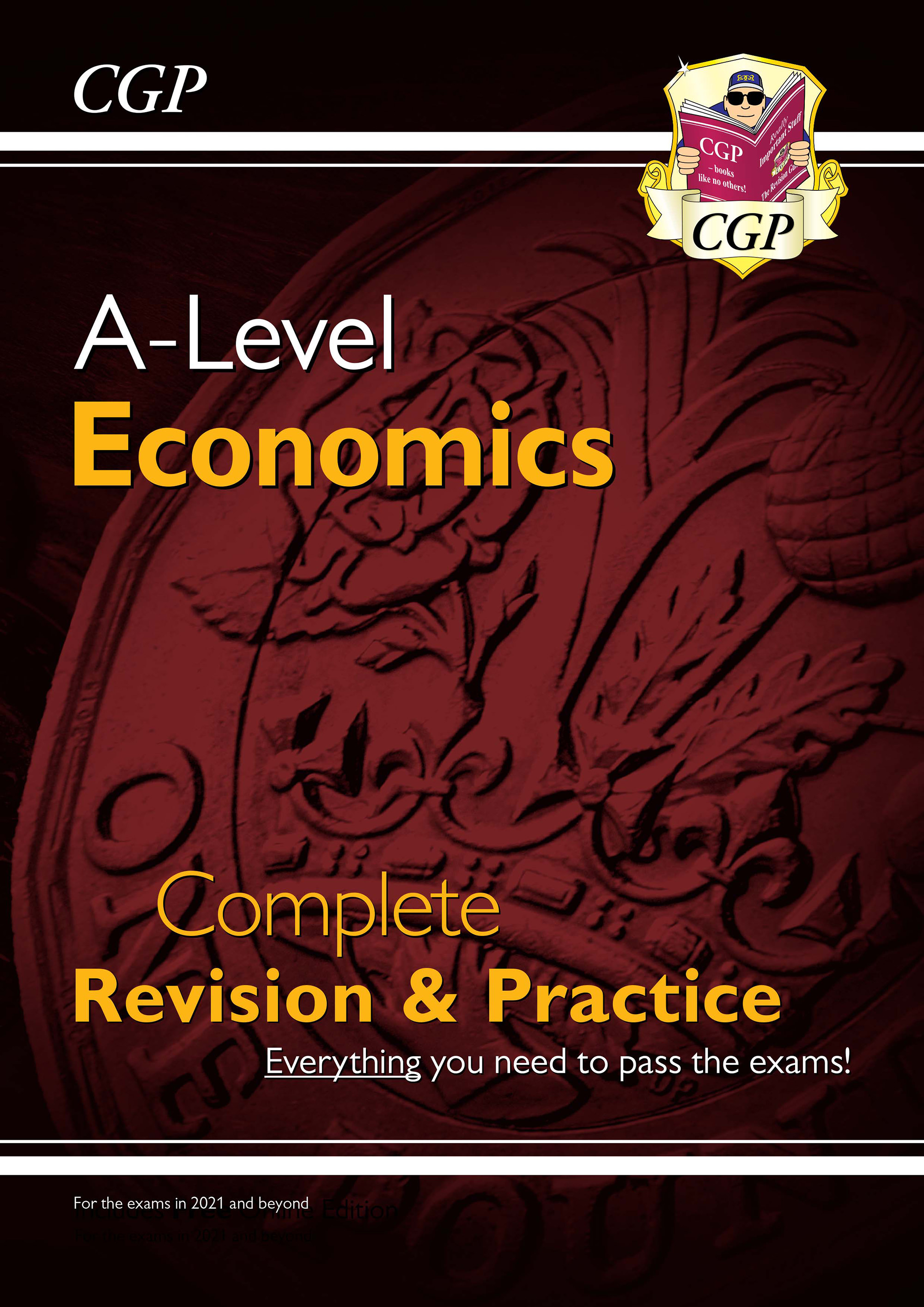 EKHR72D - New A-Level Economics: Year 1 & 2 Complete Revision & Practice Online Edition