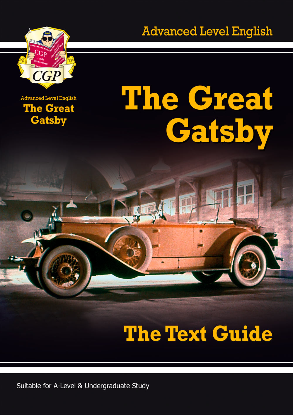 ETGG73 - A-level English Text Guide - The Great Gatsby