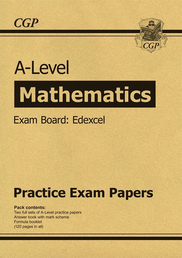 MEP71 - New A-Level Maths Edexcel Practice Papers (for the exams in 2019)