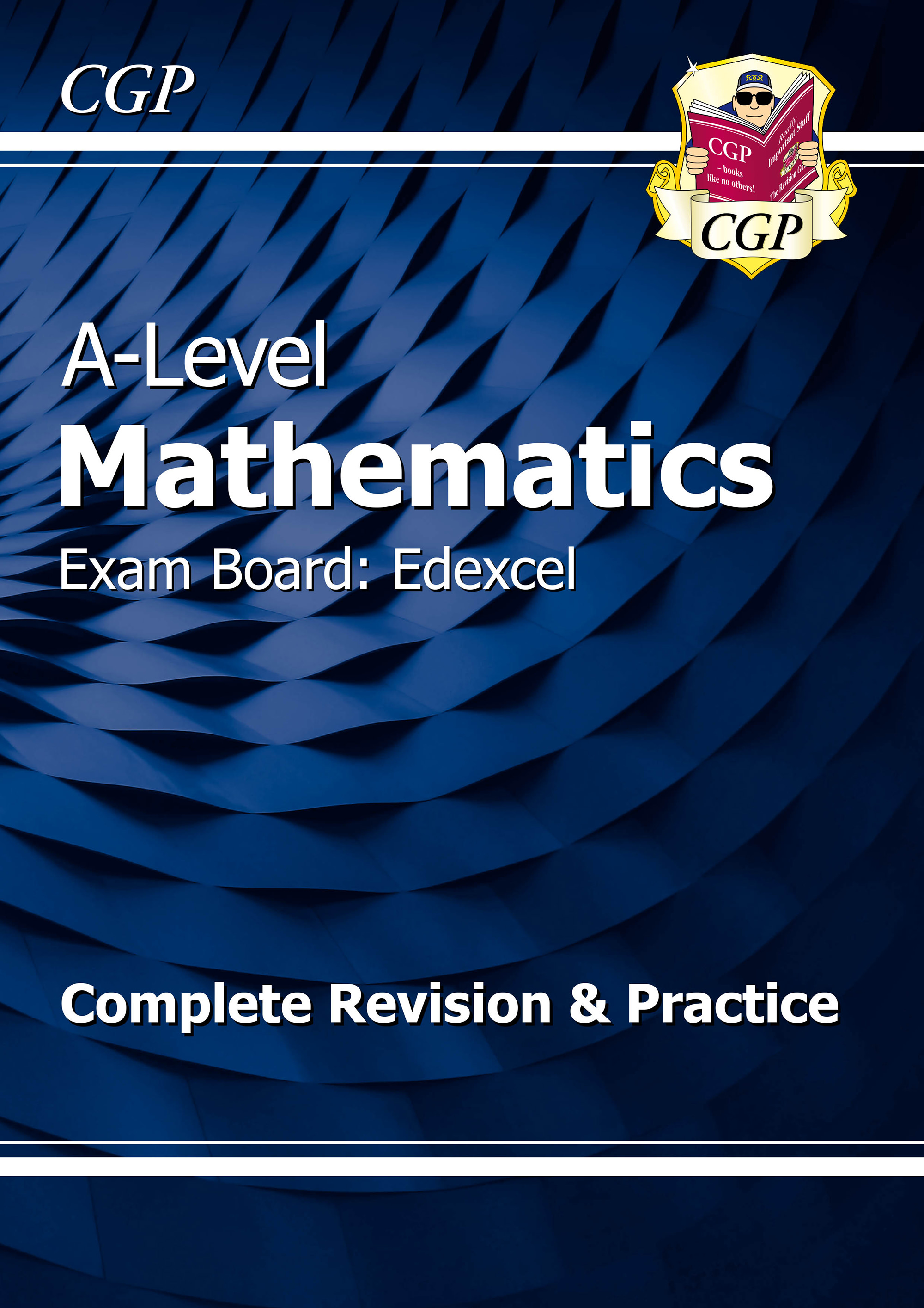 MER71DK - New A-Level Maths for Edexcel: Year 1 & 2 Complete Revision & Practice