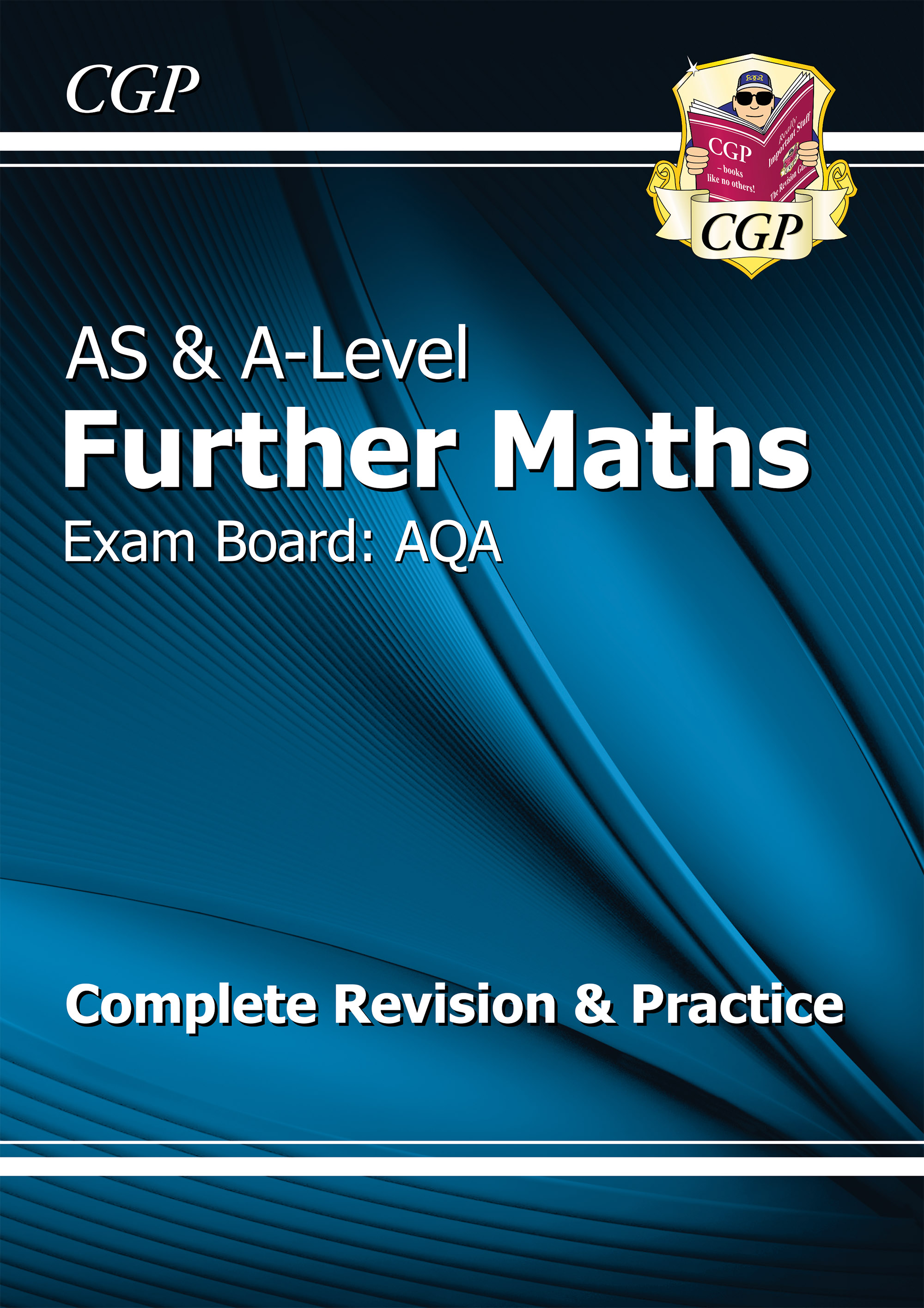 MFAR71DK - New AS & A-Level Further Maths for AQA: Complete Revision & Practice