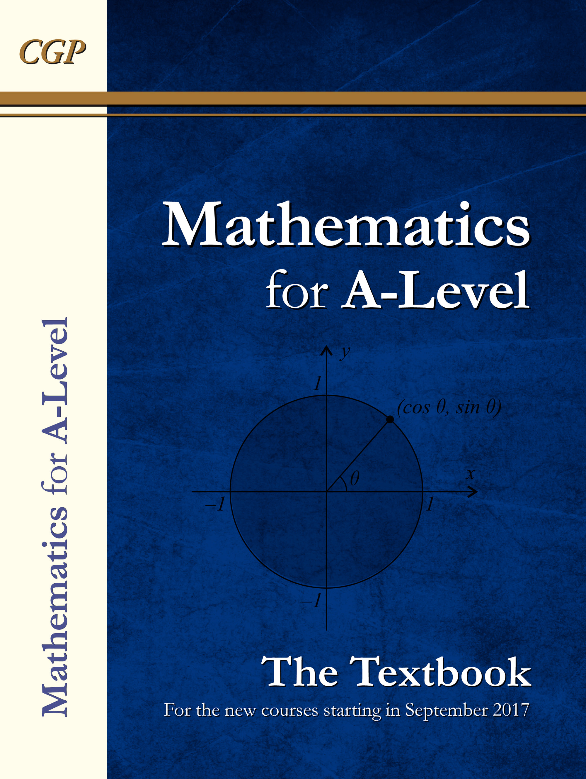 MHN71 - A-Level Maths Textbook: Year 1 & 2