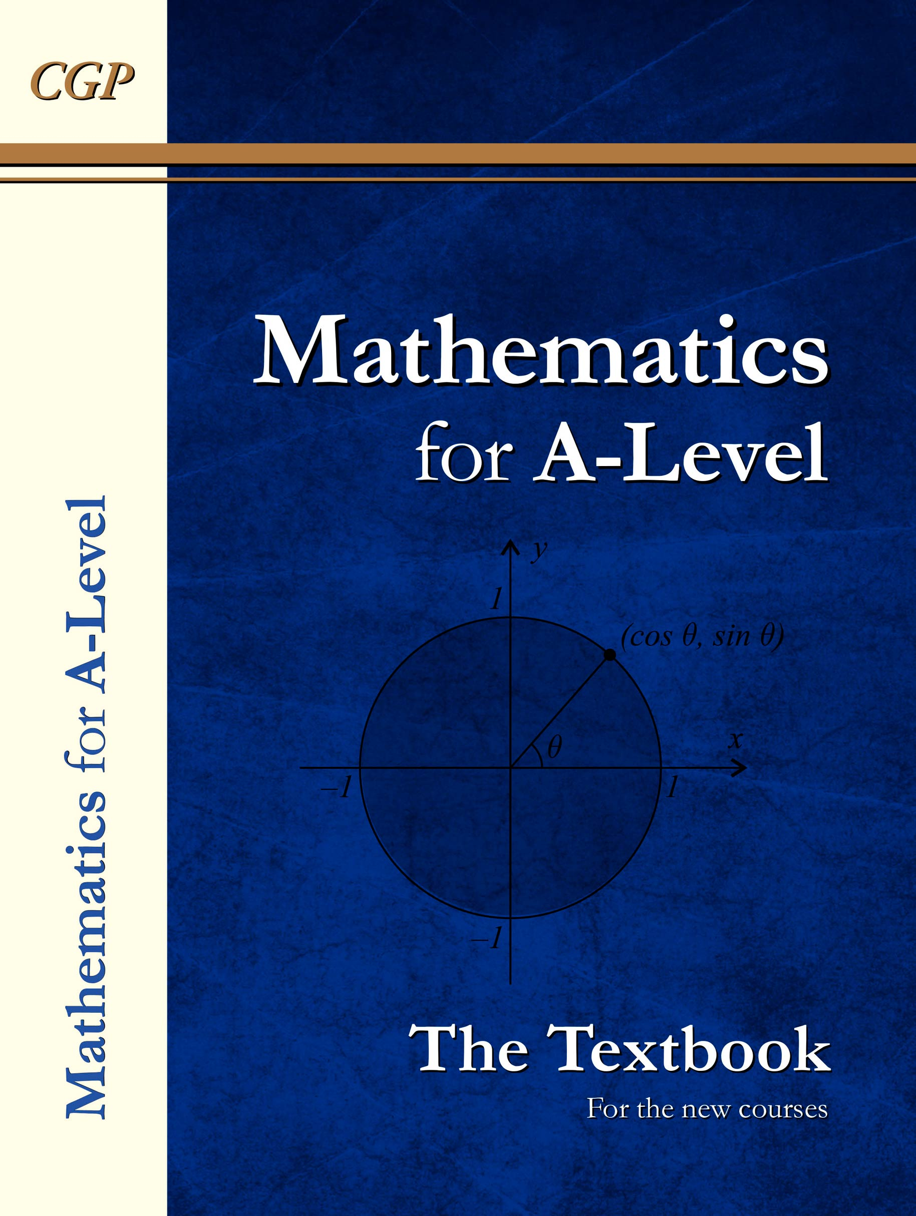MHN71DK - New A-Level Maths Textbook: Year 1 & 2