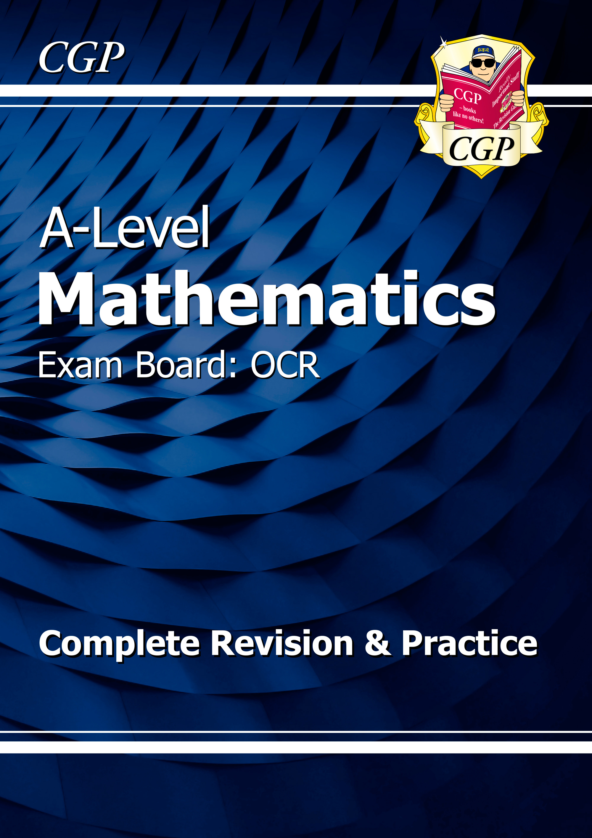 MRAR71DK - New A-Level Maths for OCR: Year 1 & 2 Complete Revision & Practice