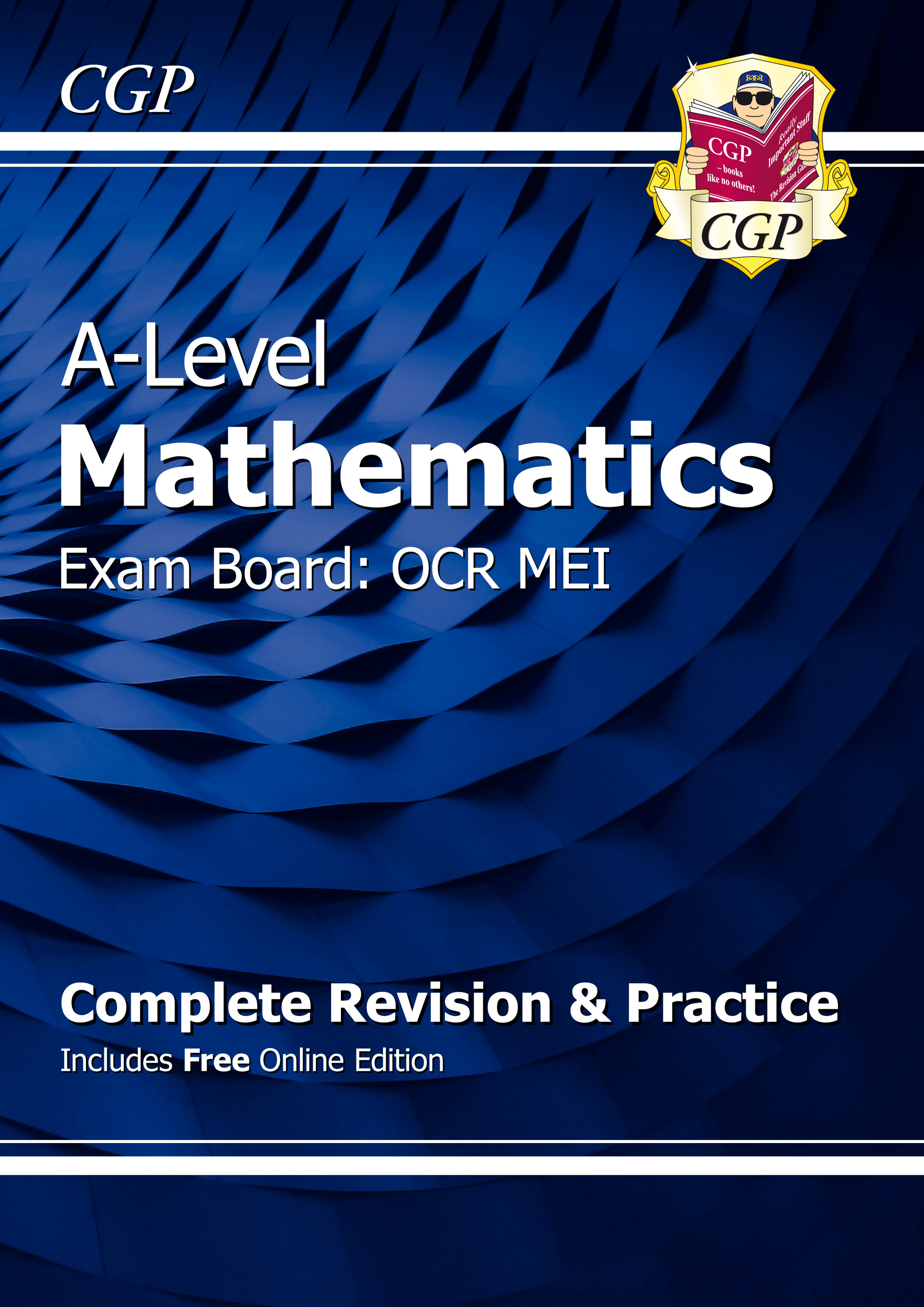 MRMR71 - New A-Level Maths for OCR MEI: Year 1 & 2 Complete Revision & Practice with Online Edition