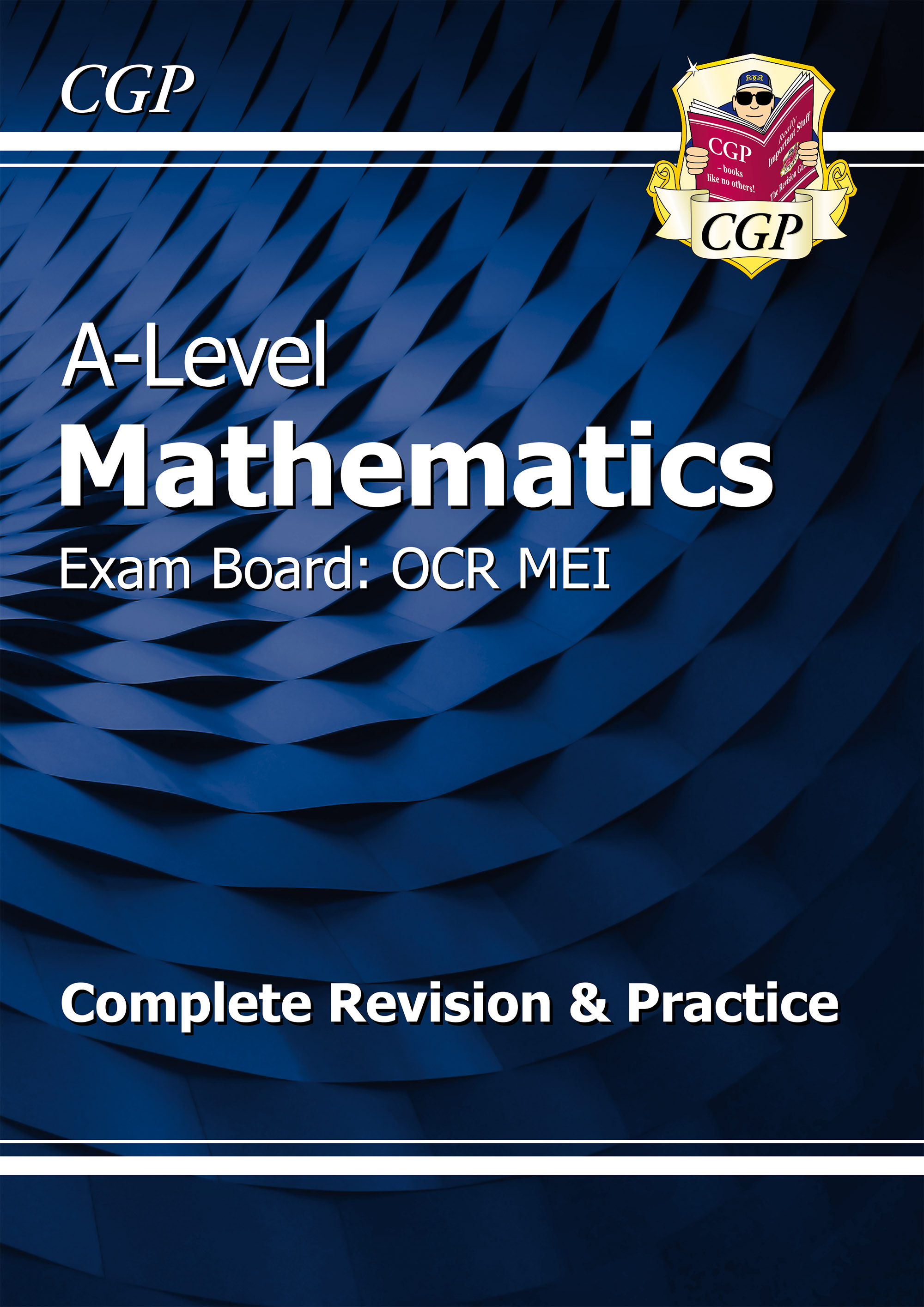 MRMR71DK - New A-Level Maths for OCR MEI: Year 1 & 2 Complete Revision & Practice