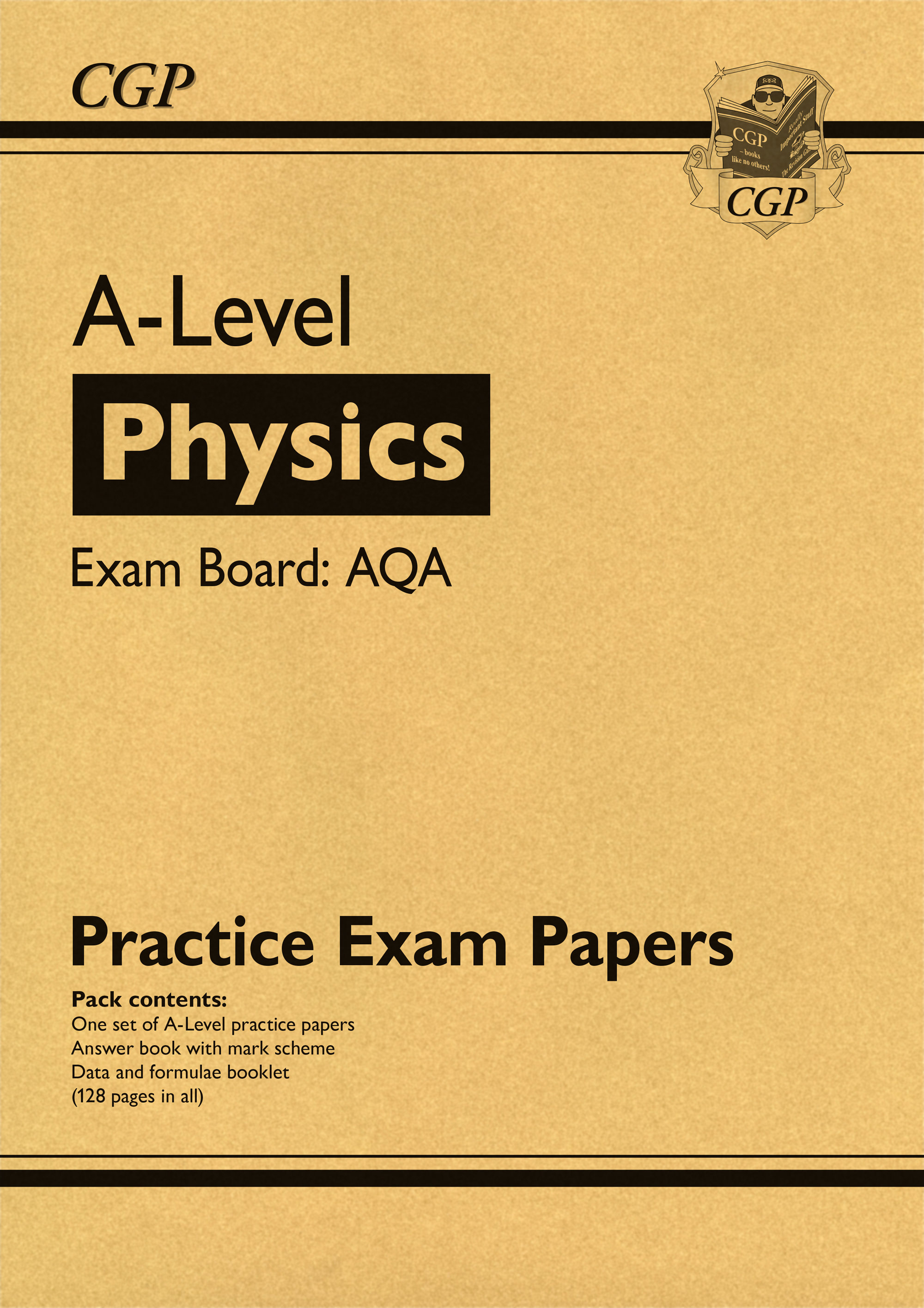 PAP71 - New A-Level Physics AQA Practice Papers