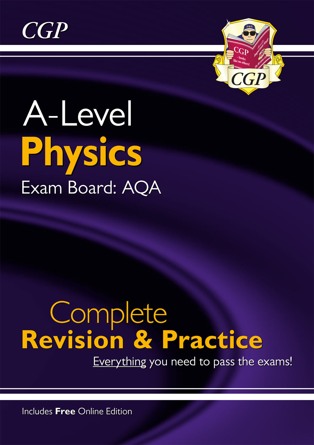 PAR73 - New A-Level Physics: AQA Year 1 & 2 Complete Revision & Practice with Online Edition