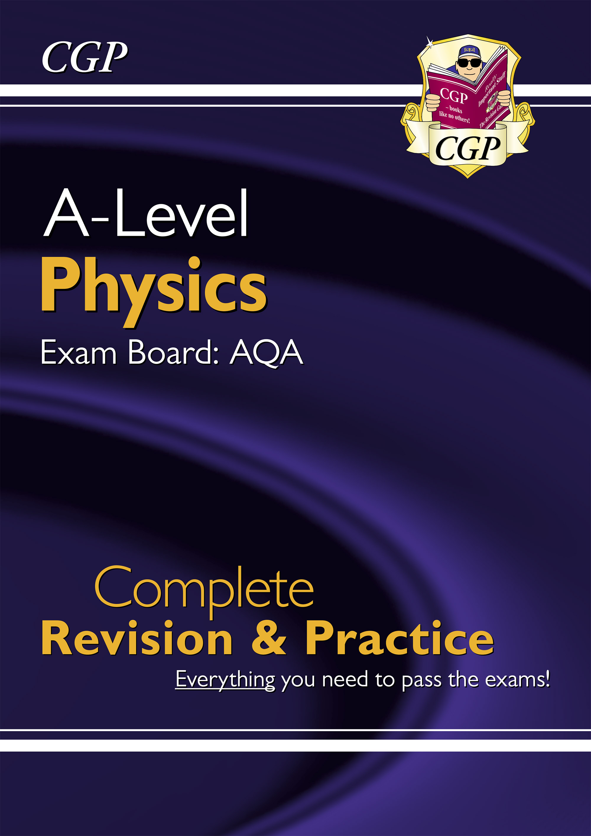 PAR73D - New A-Level Physics: AQA Year 1 & 2 Complete Revision & Practice Online Edition