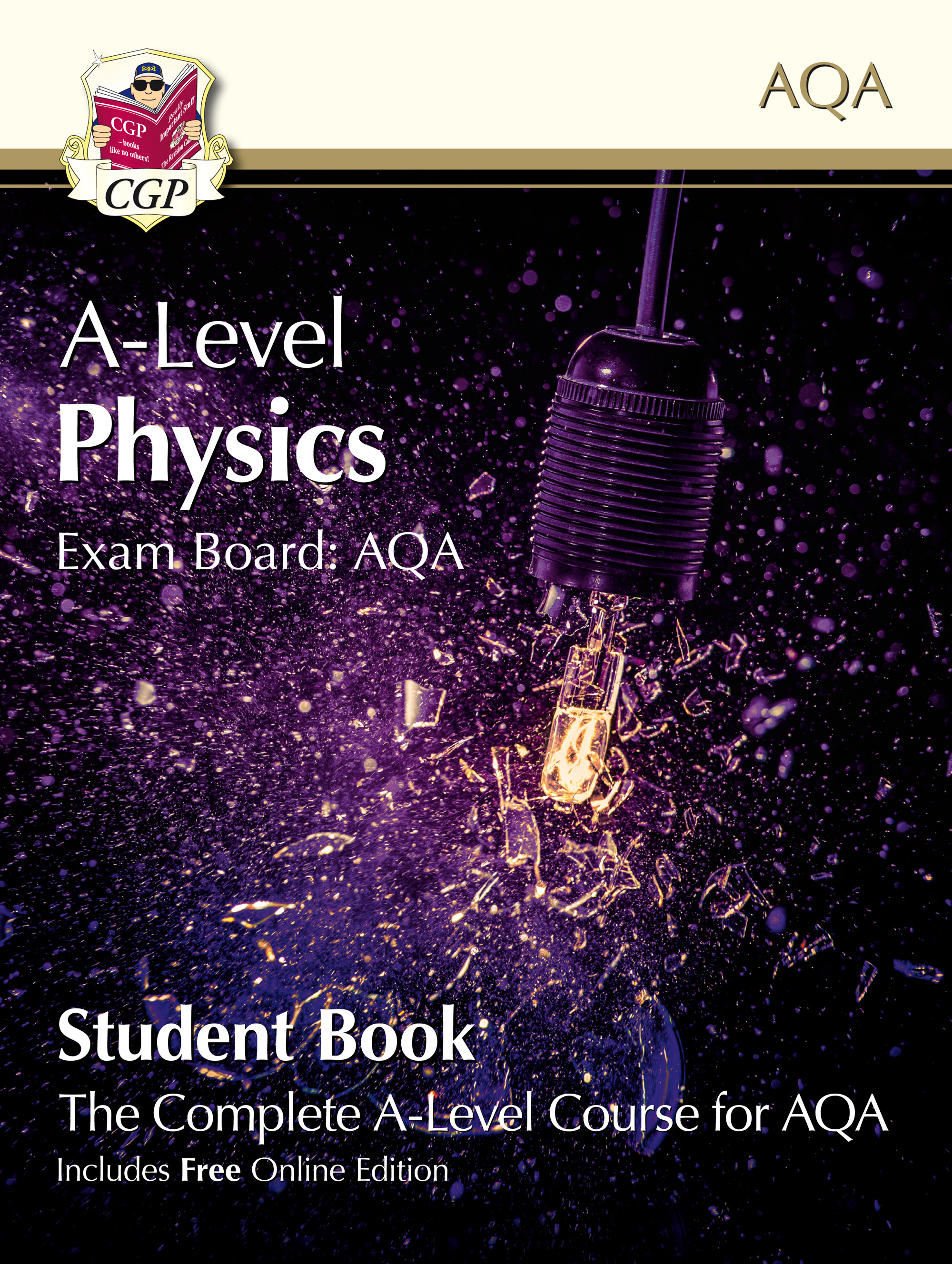 PATB72 - New A-Level Physics for AQA: Year 1 & 2 Student Book with Online Edition