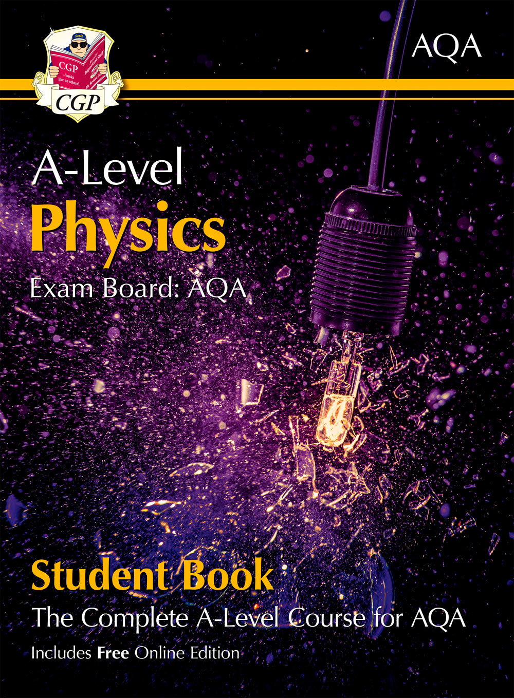 PATB73 - A-Level Physics for AQA: Year 1 & 2 Student Book with Online Edition