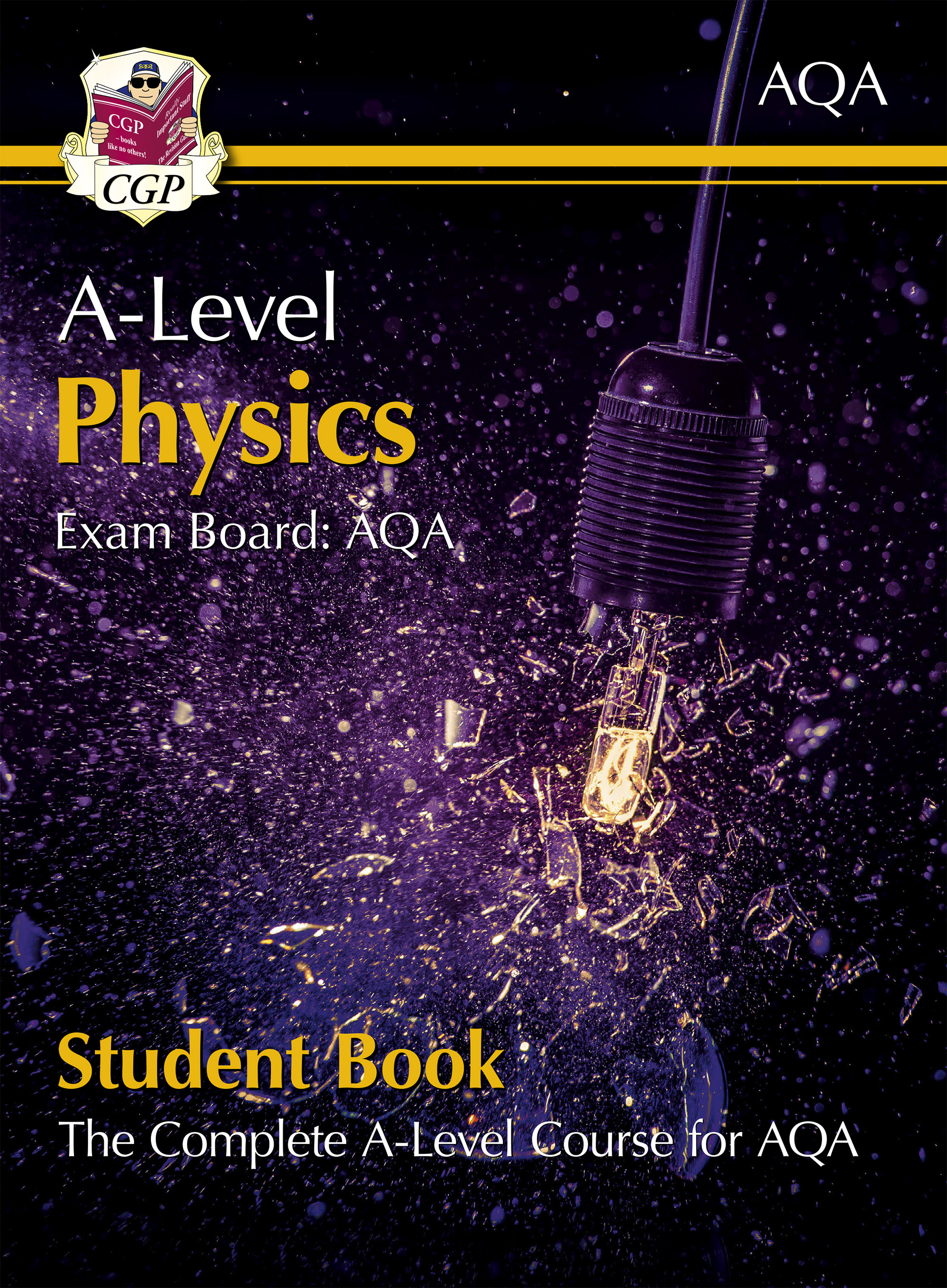 PATB73DK - A-Level Physics for AQA: Year 1 & 2 Student Book