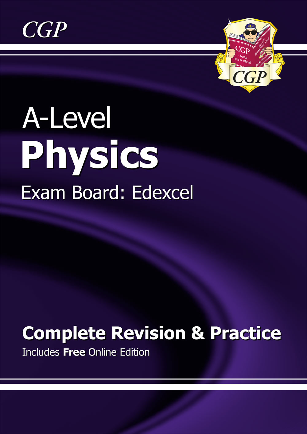 PER72 - A-Level Physics: Edexcel Year 1 & 2 Complete Revision & Practice with Online Edition