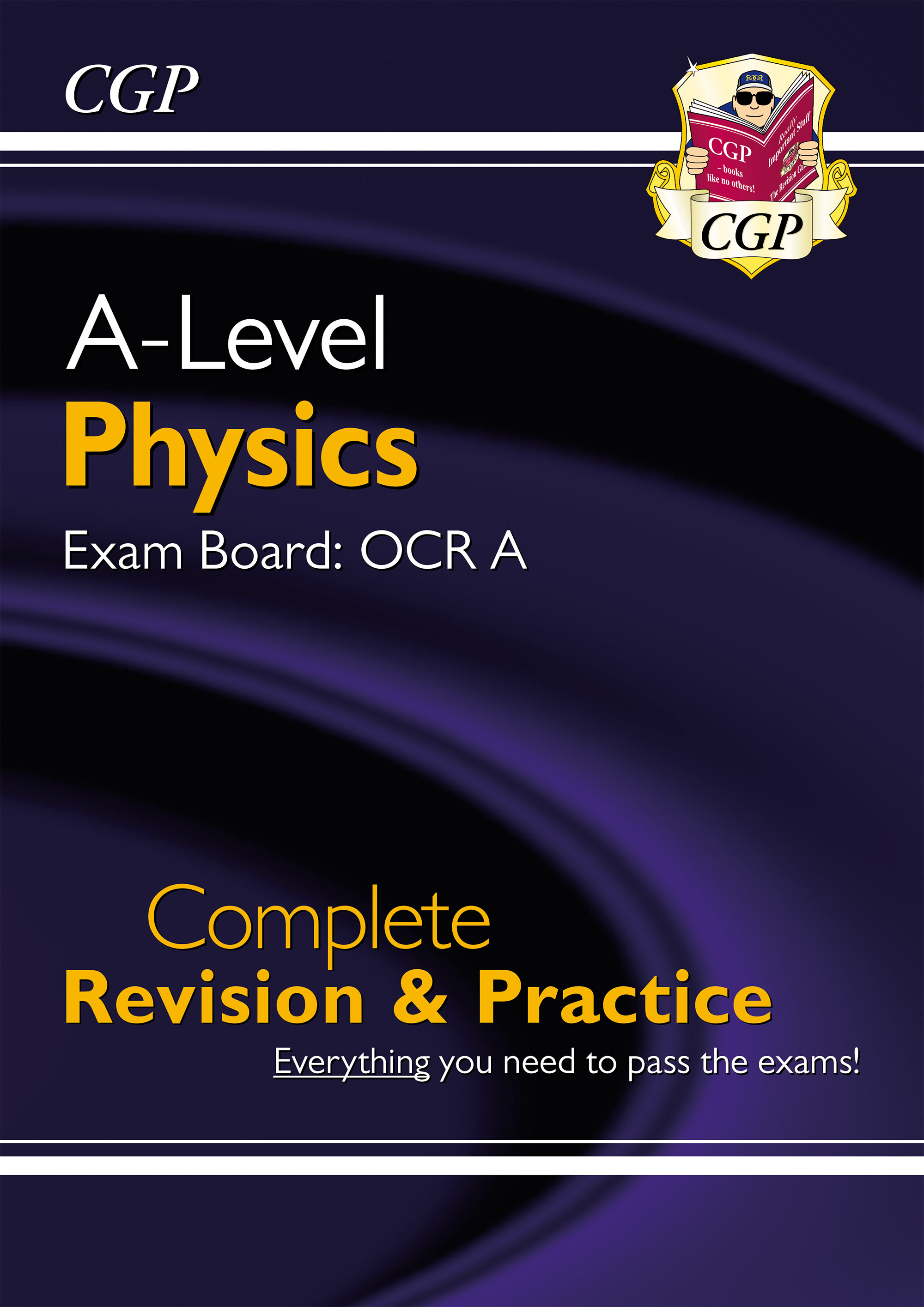 PRAR73DK - New A-Level Physics for 2018: OCR A Year 1 & 2 Complete Revision & Practice